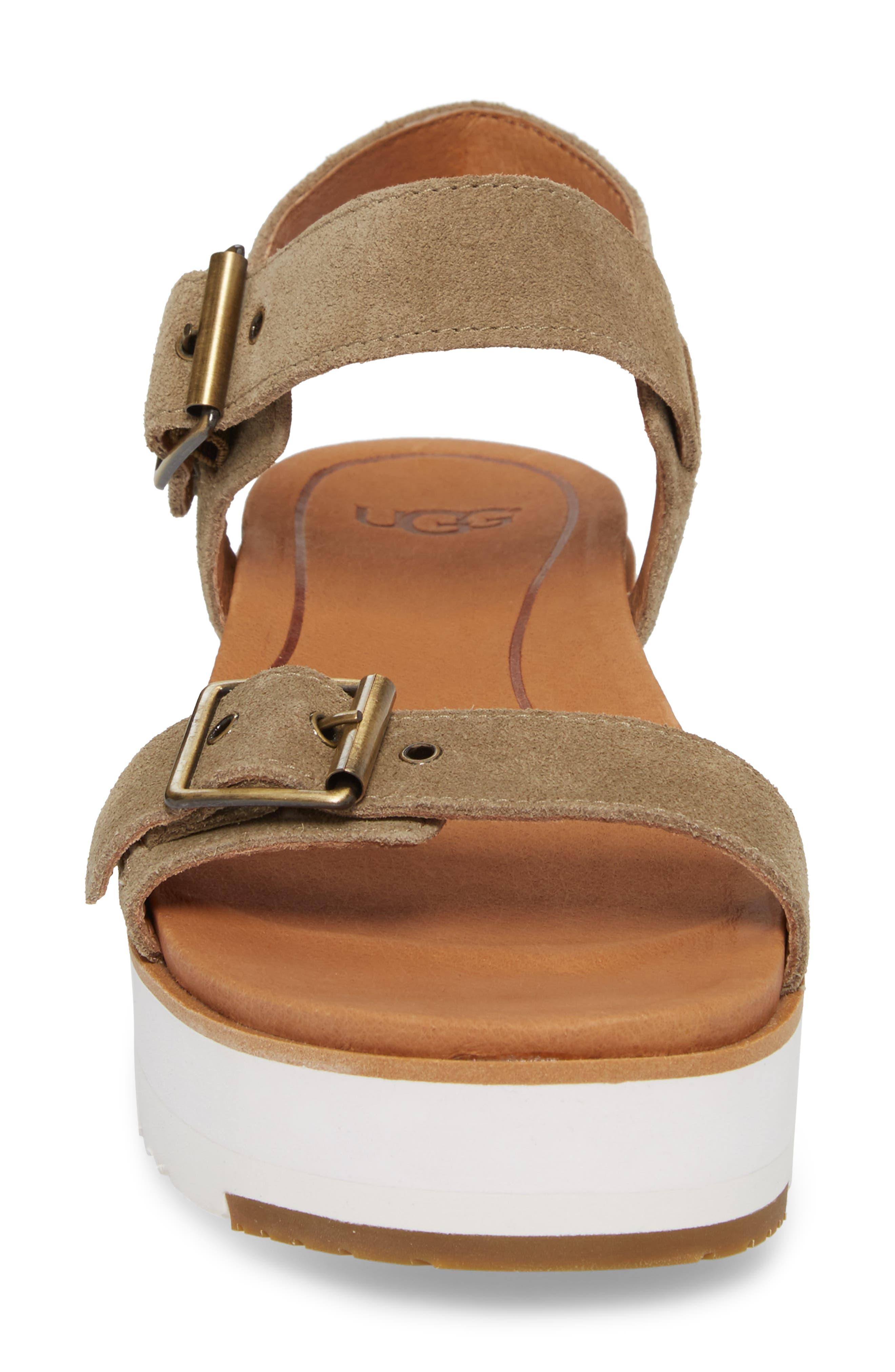 Angie Platform Sandal,                             Alternate thumbnail 15, color,