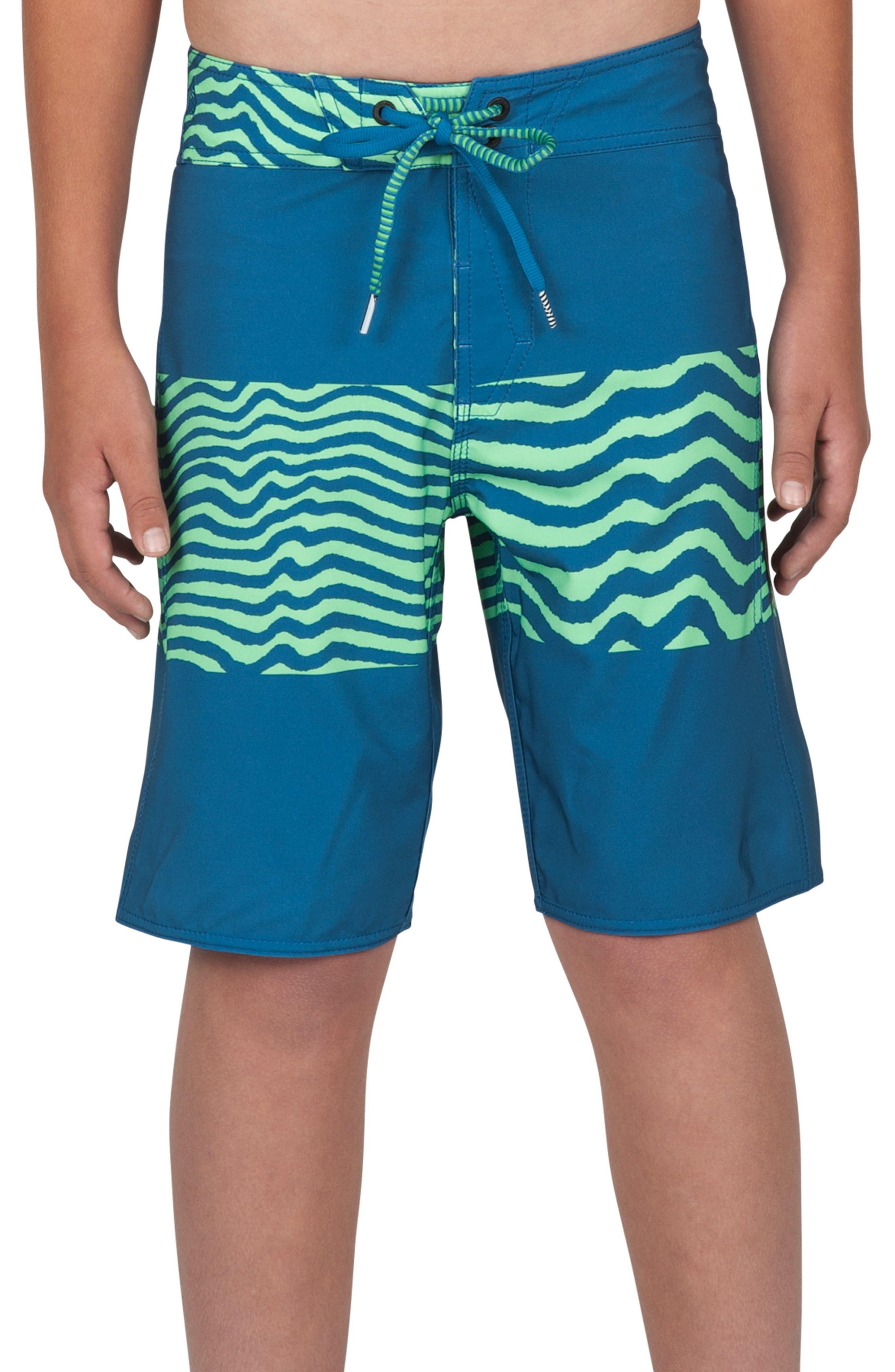 Macaw Mod Board Shorts,                             Main thumbnail 2, color,