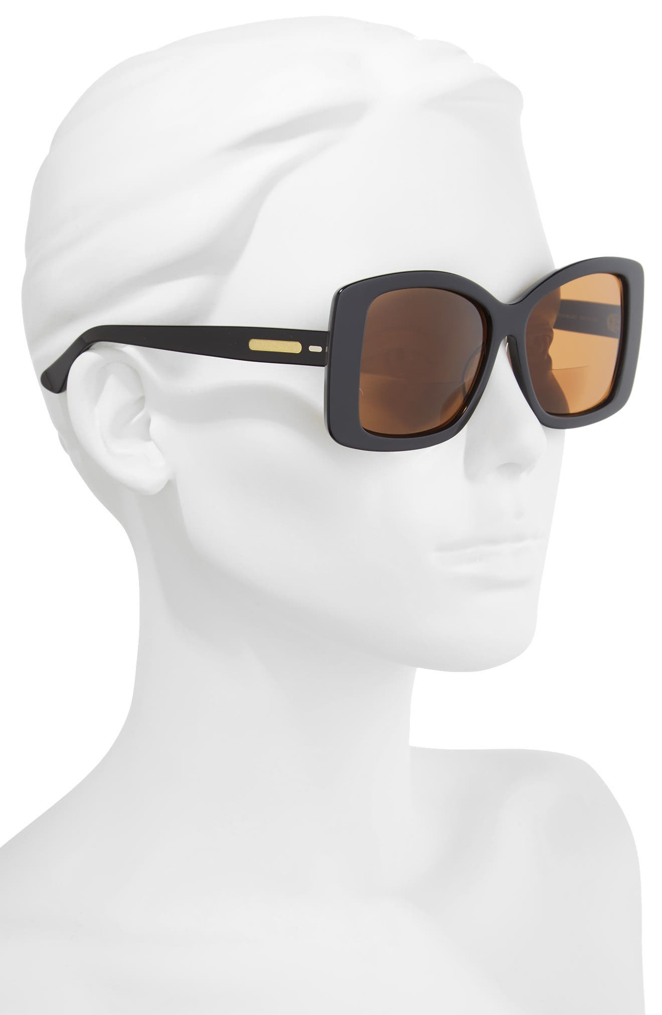 Brooklyn 54mm Reading Sunglasses,                             Alternate thumbnail 2, color,                             001