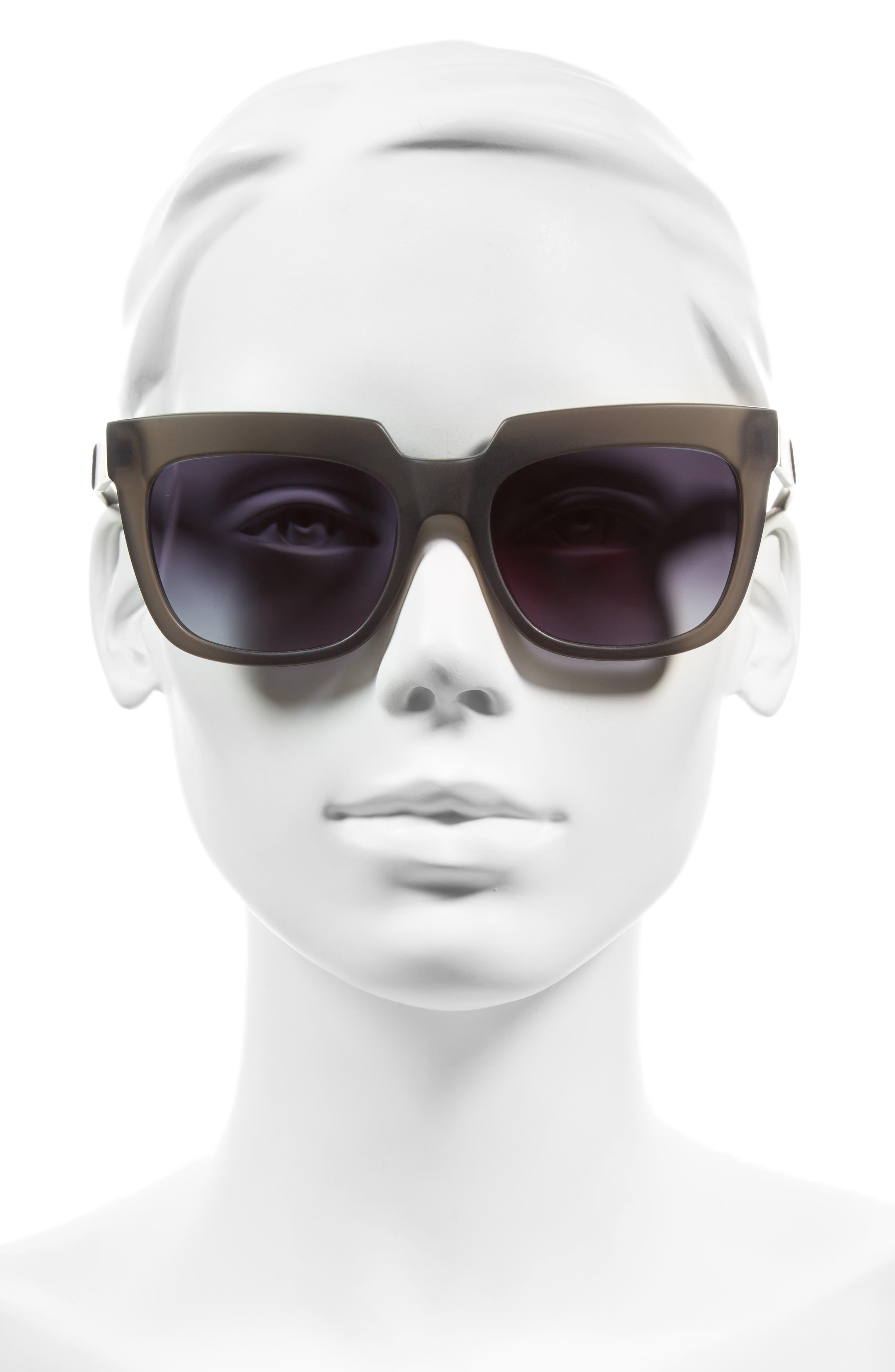 55mm Sunglasses,                             Alternate thumbnail 9, color,