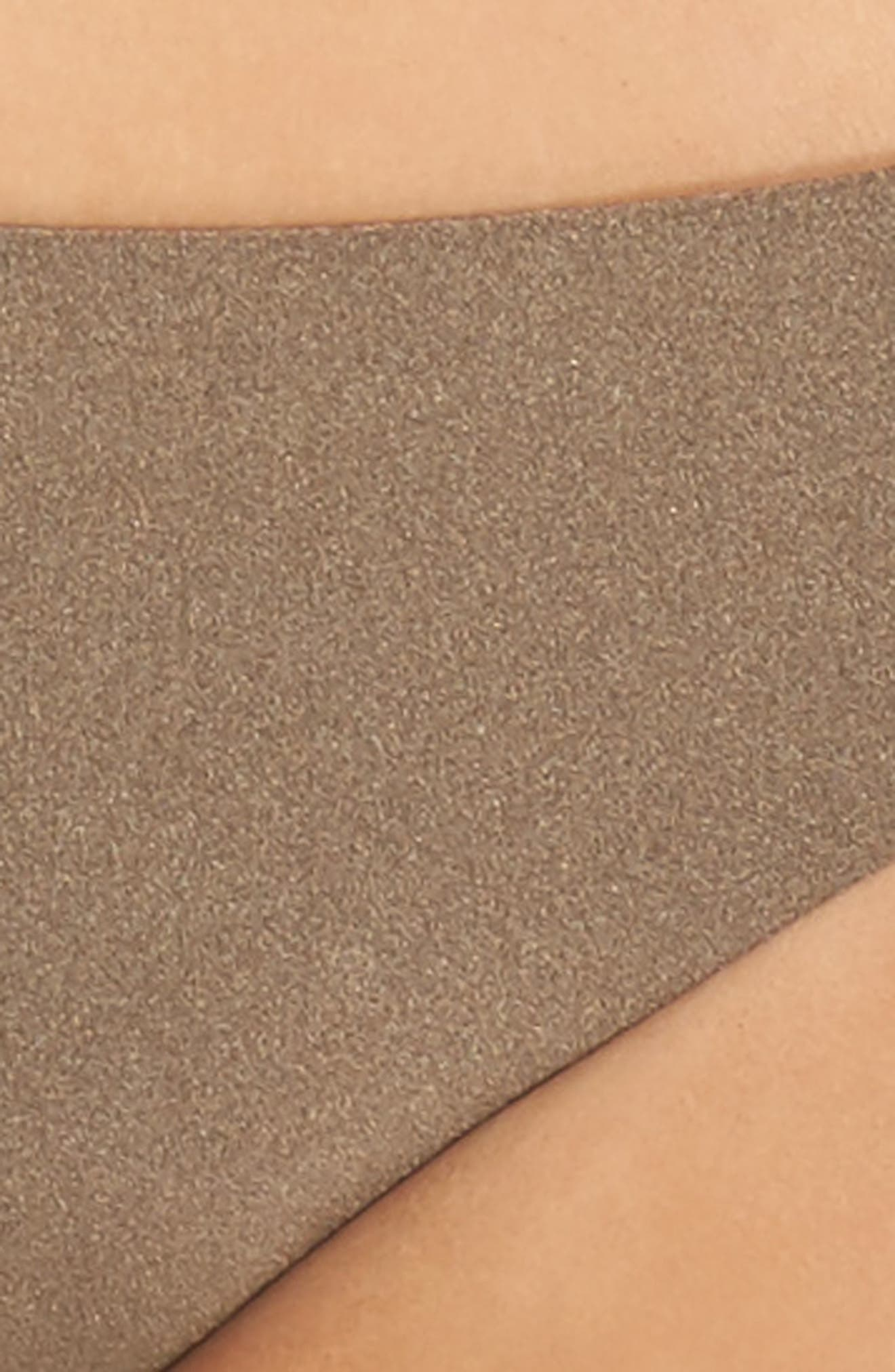 Reversible Shimmer Hipster Bikini Bottoms,                             Alternate thumbnail 4, color,                             258