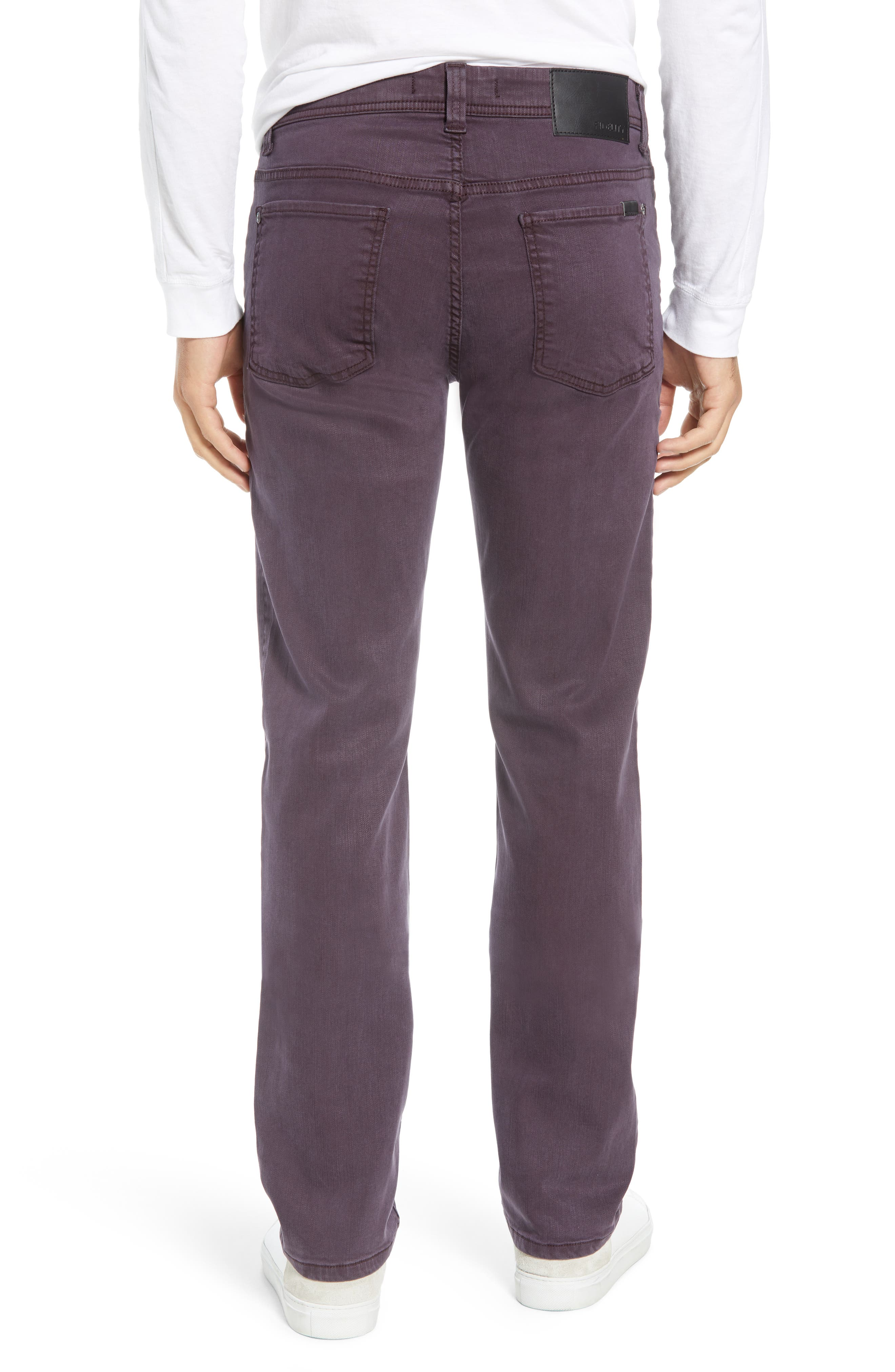 Jimmy Slim Straight Leg Jeans,                             Alternate thumbnail 2, color,                             600