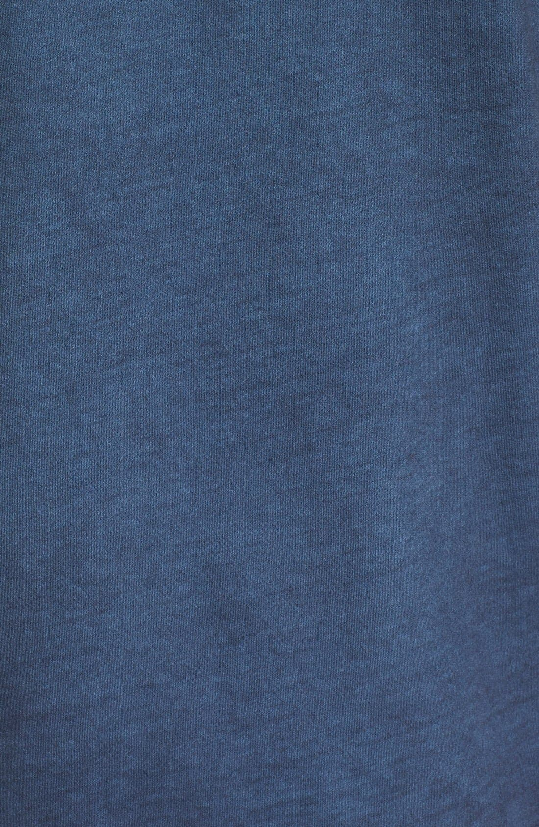Faded Henley Hoodie,                             Alternate thumbnail 15, color,
