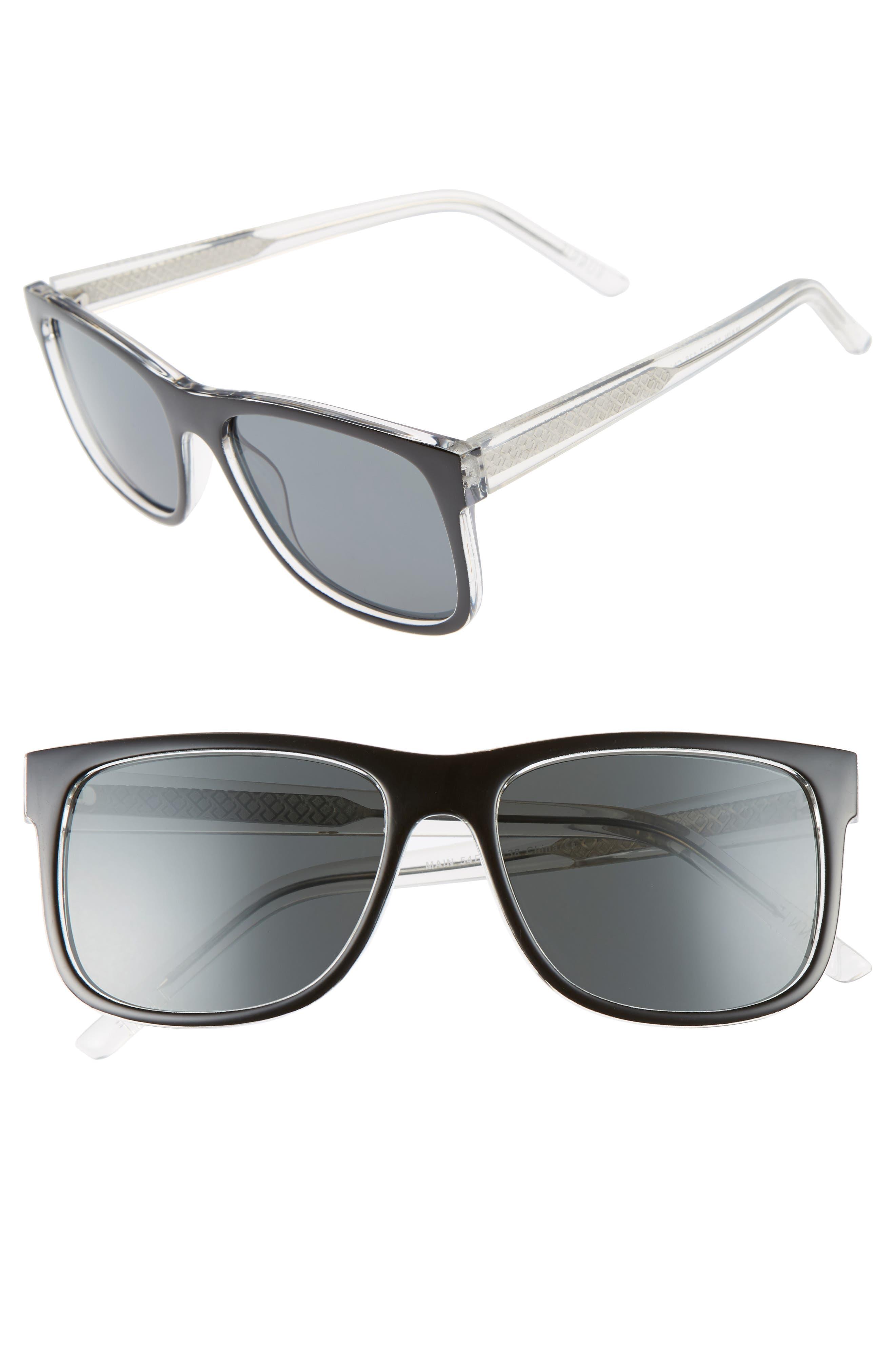 Main 54mm Polarized Sunglasses,                             Main thumbnail 2, color,