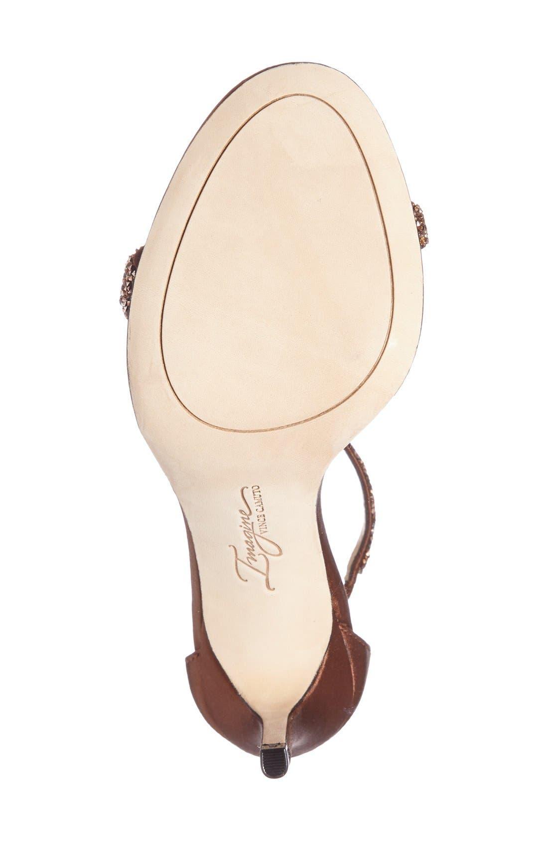 'Phoebe' Embellished T-Strap Sandal,                             Alternate thumbnail 79, color,