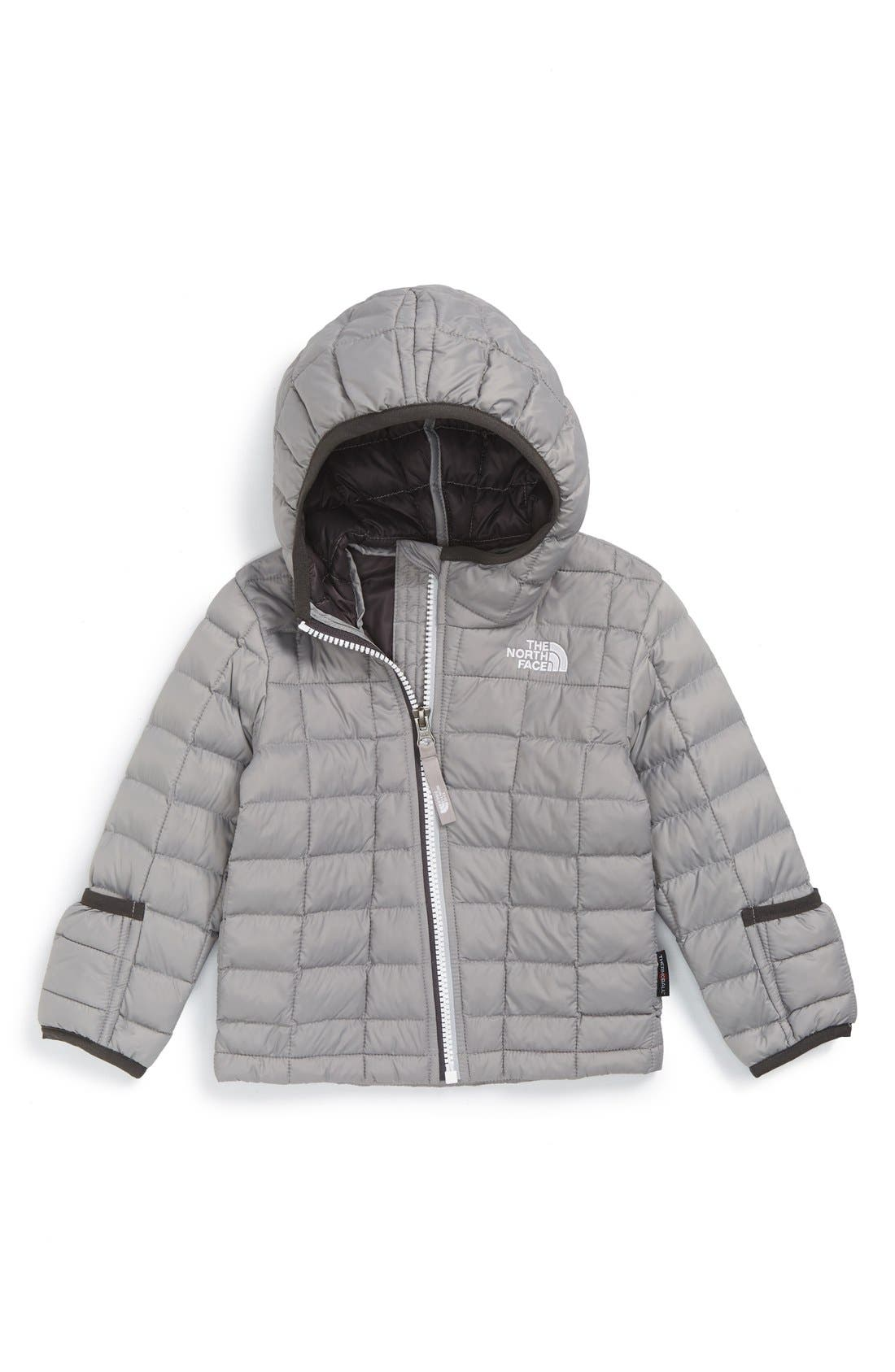 'ThermoBall<sup>™</sup>' PrimaLoft<sup>®</sup> Hooded Jacket,                         Main,                         color,