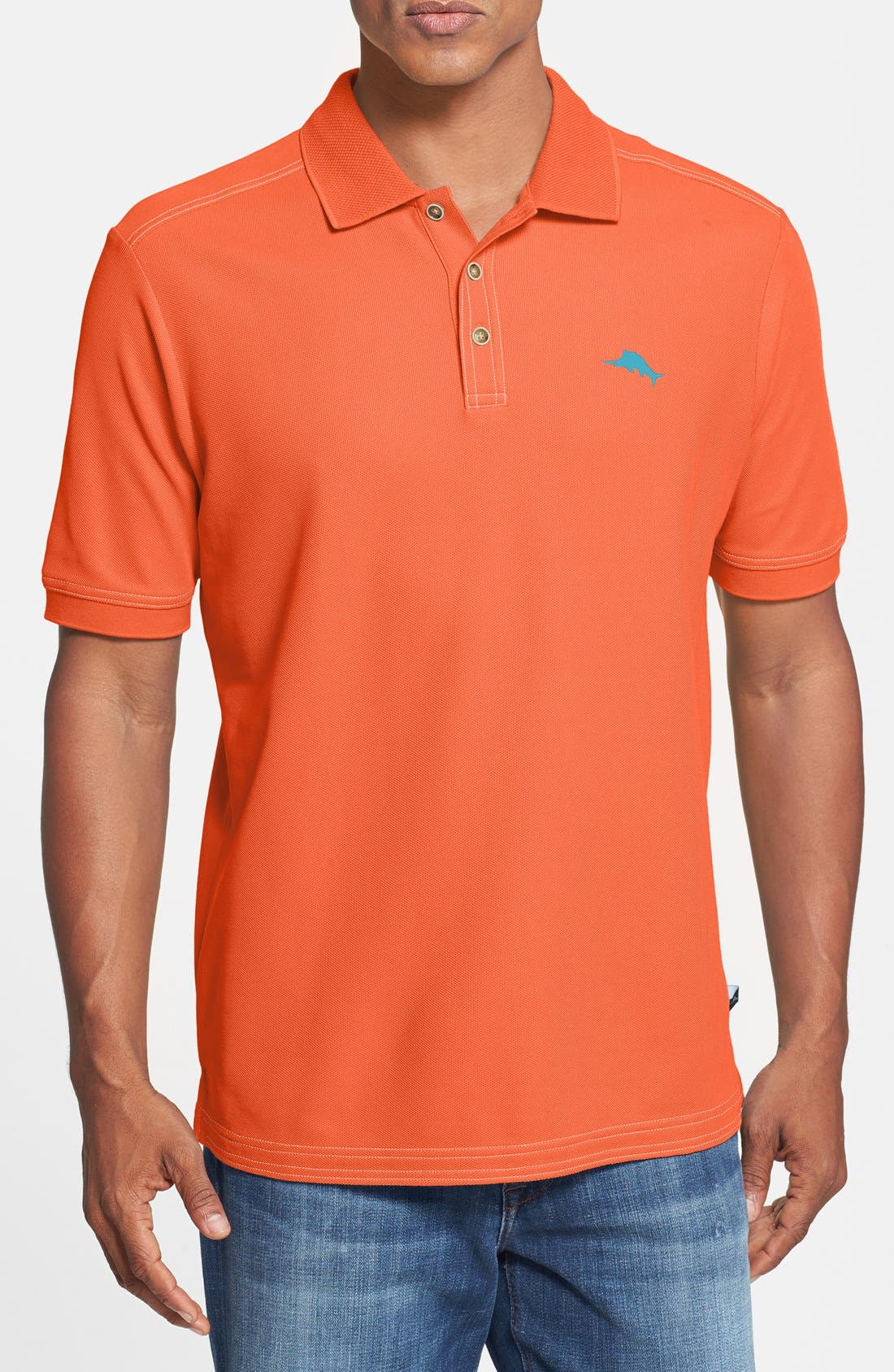 'The Emfielder' Original Fit Piqué Polo,                             Main thumbnail 117, color,