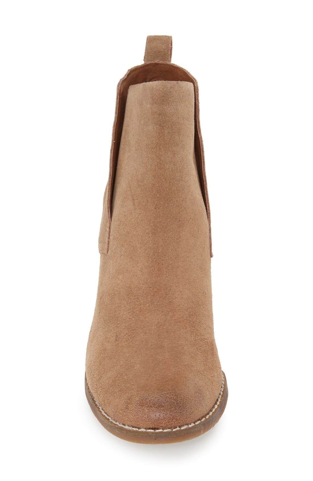 'Yoniana' Wedge Bootie,                             Alternate thumbnail 8, color,