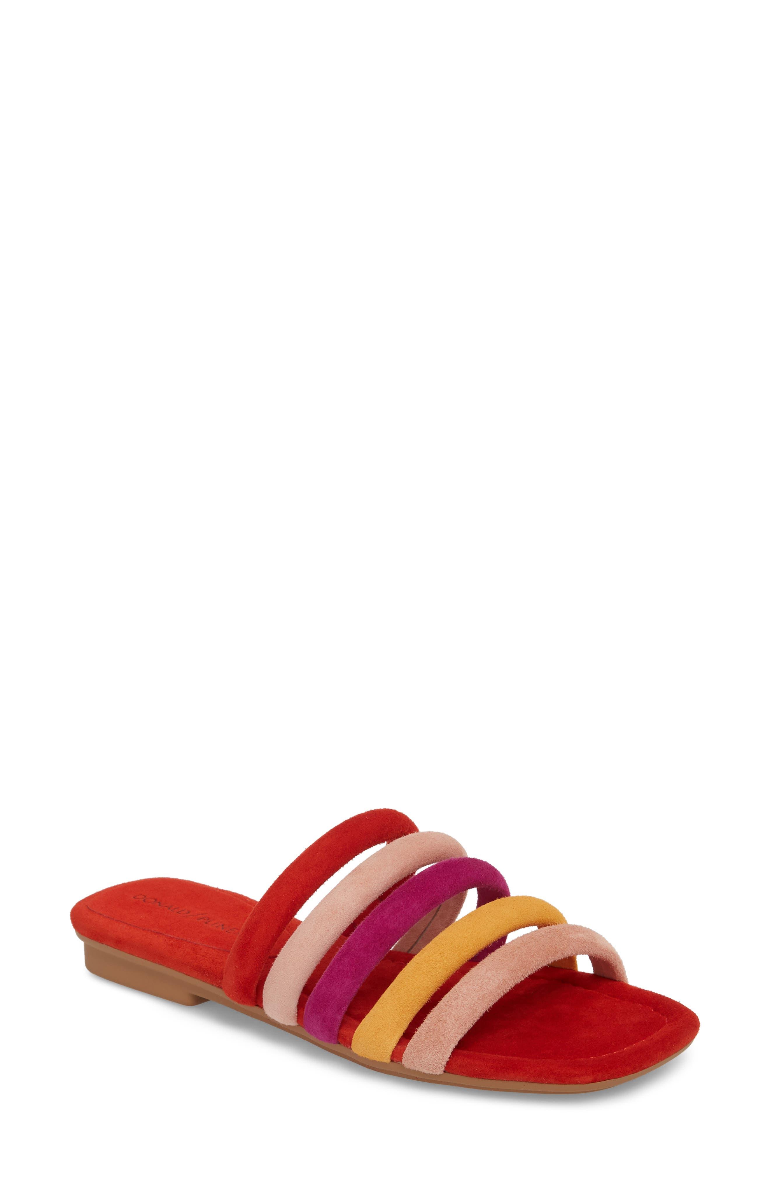Kip Slide Sandal,                             Main thumbnail 2, color,