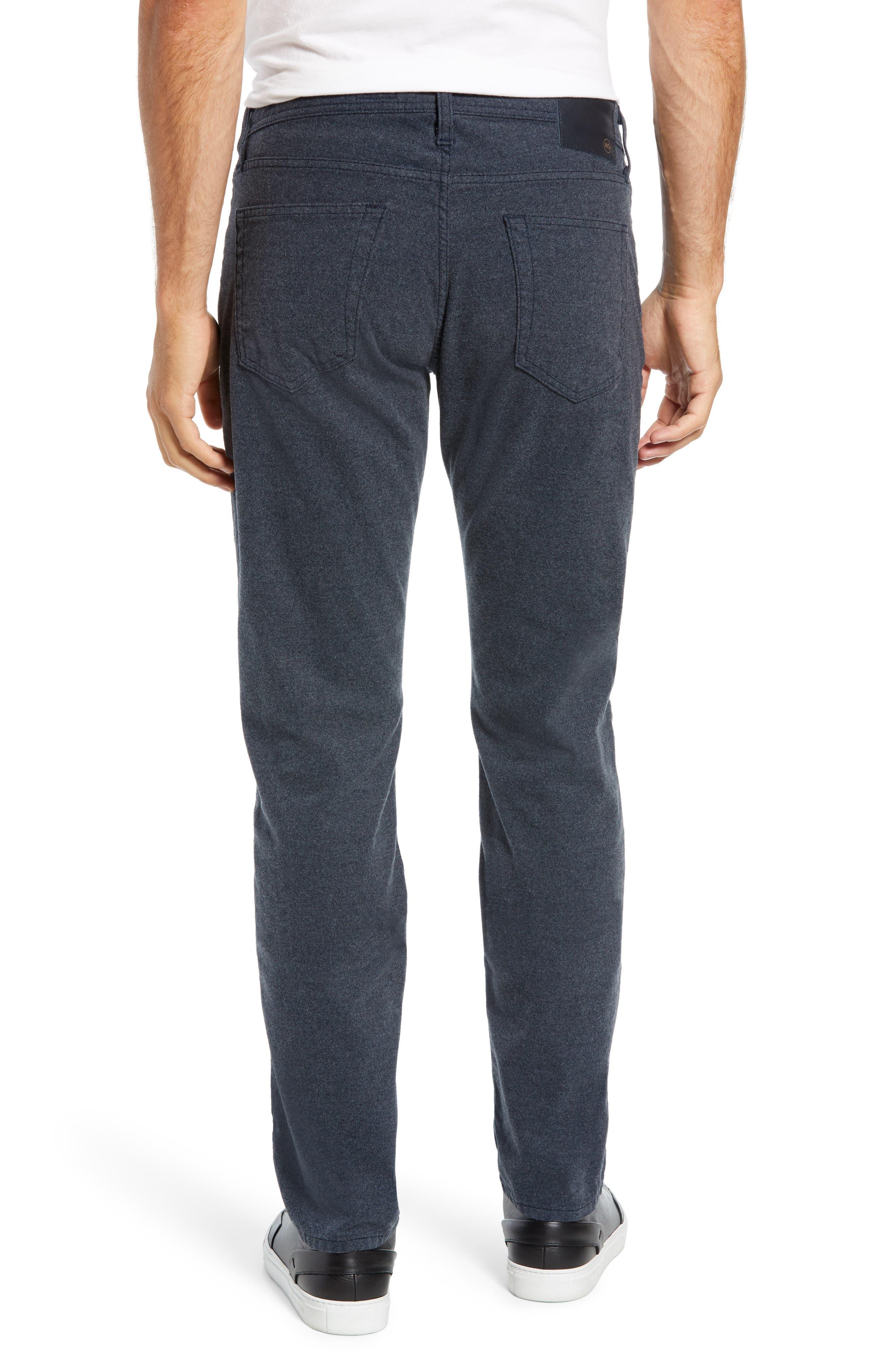 Tellis Slim Fit Five-Pocket Pants,                             Alternate thumbnail 8, color,