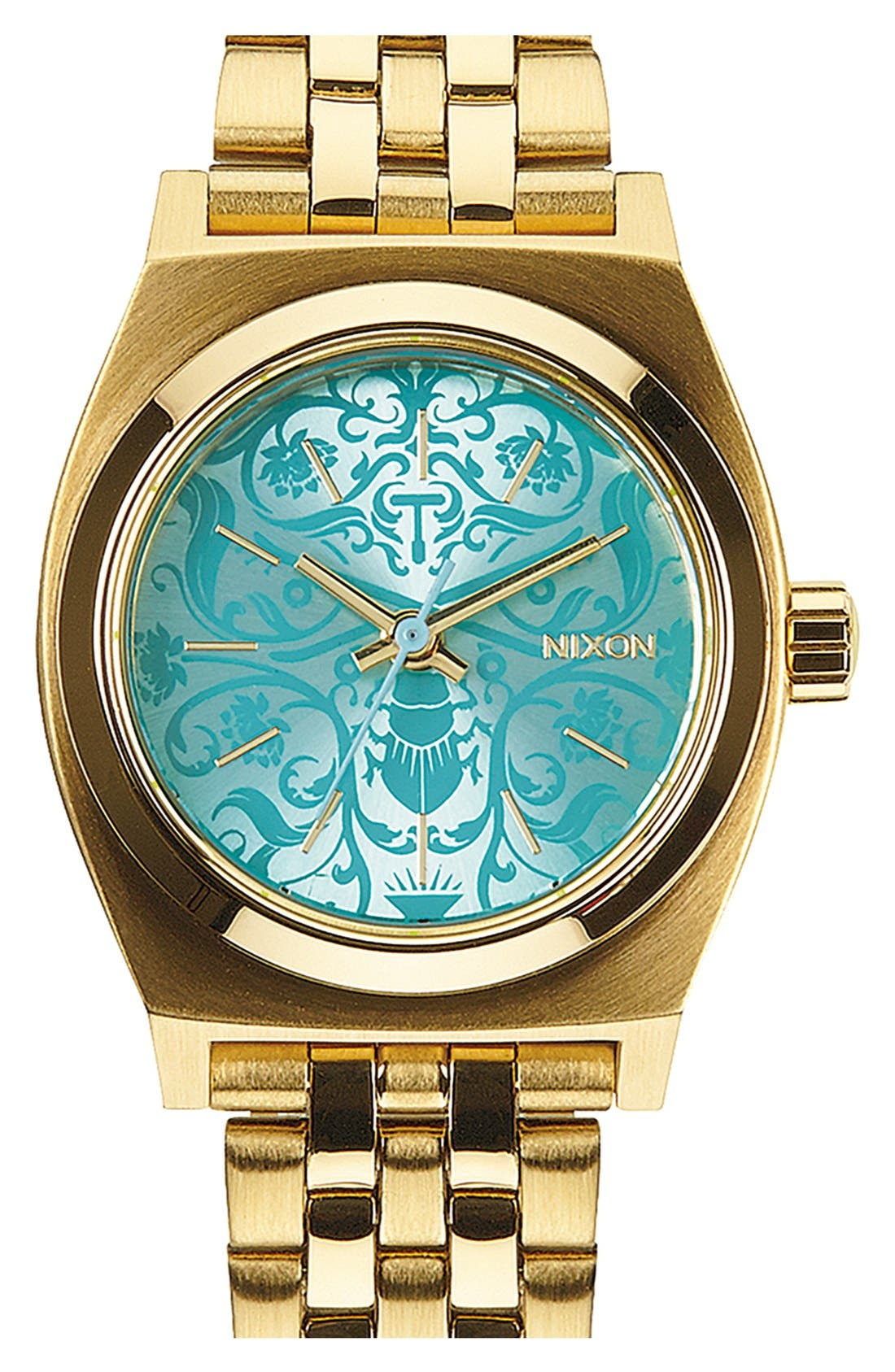 'The Small Time Teller' Bracelet Watch, 26mm,                             Main thumbnail 15, color,