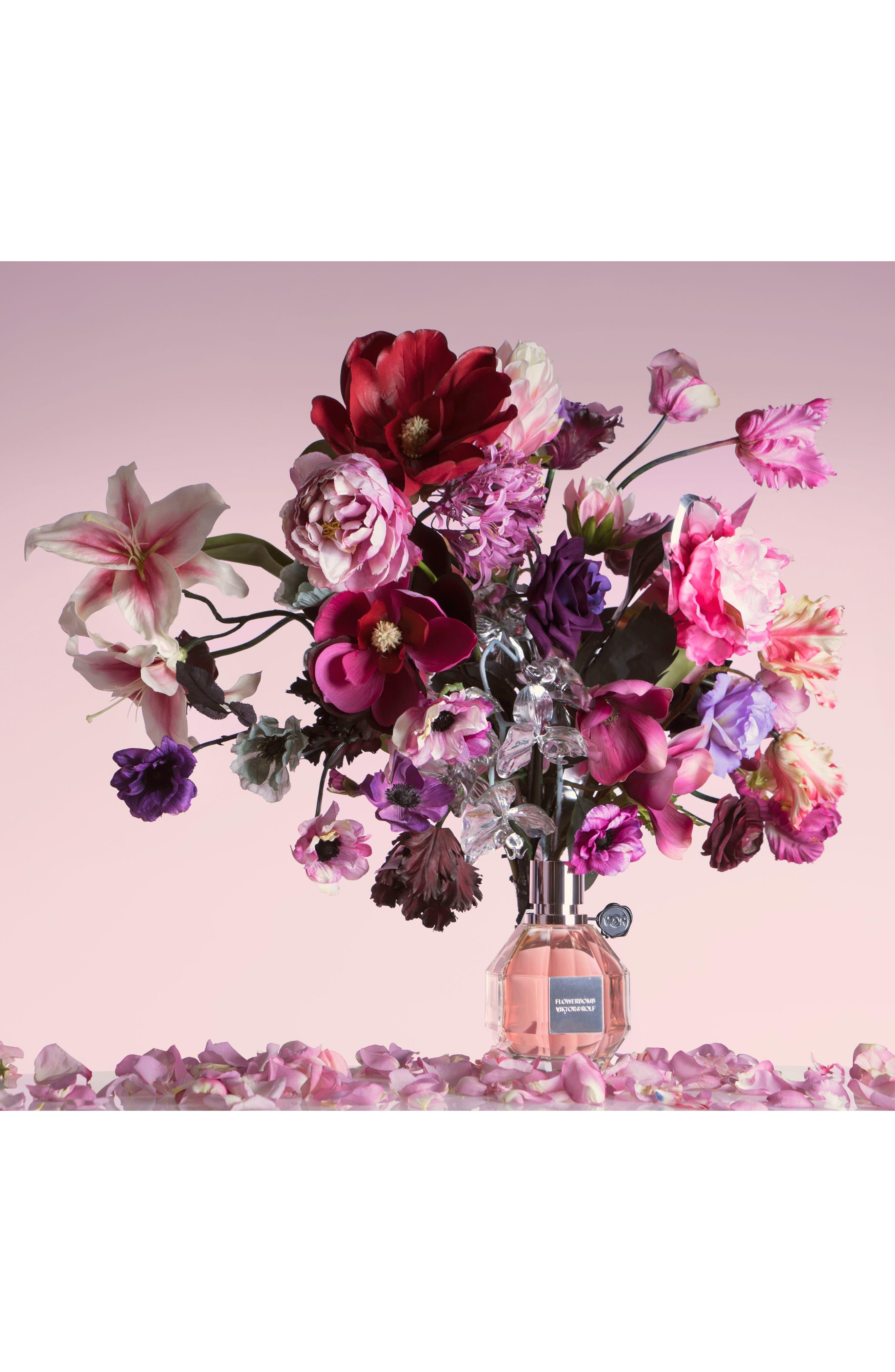 Flowerbomb Eau de Parfum Set,                             Alternate thumbnail 5, color,                             000