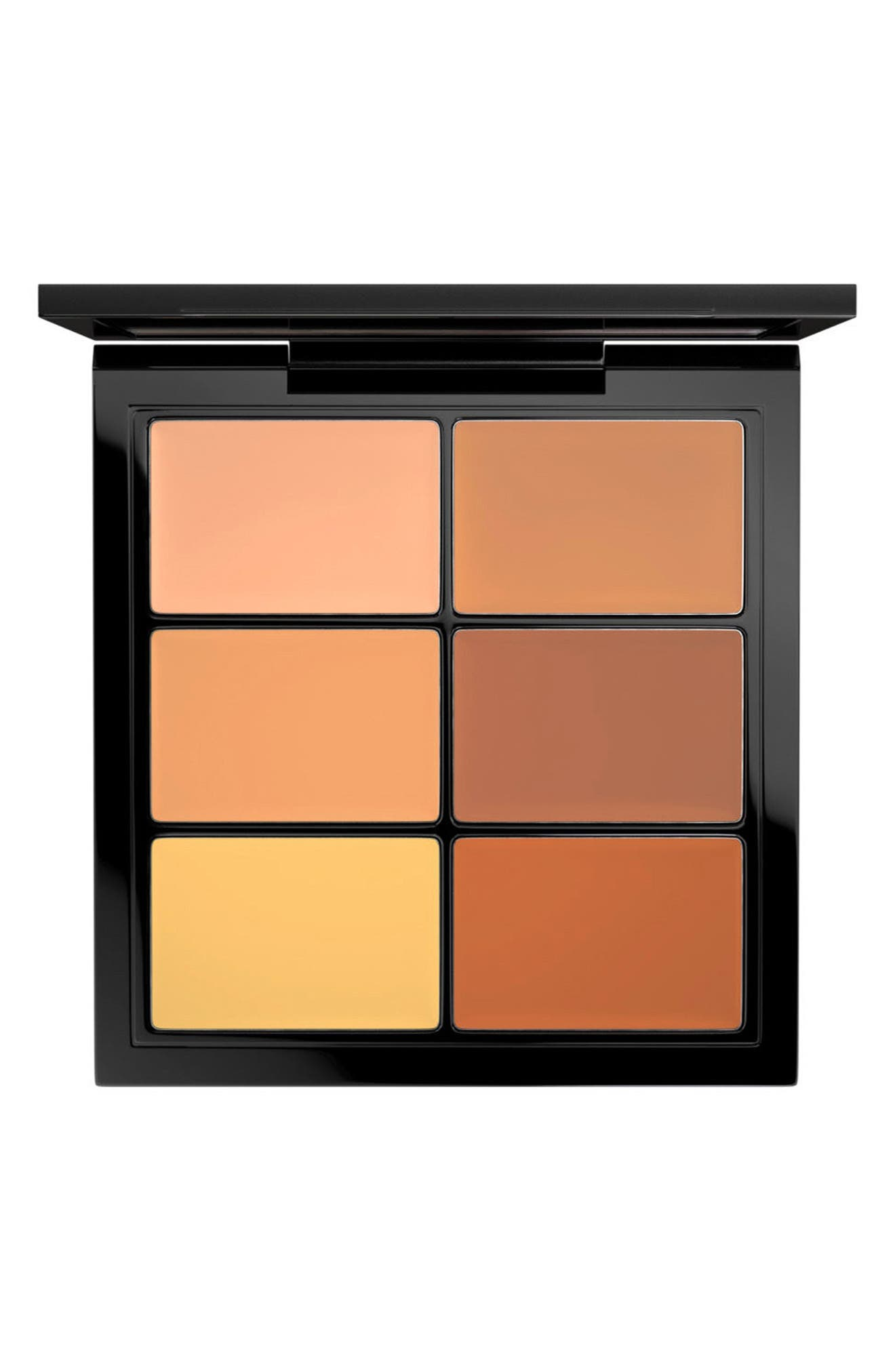 MAC Studio Conceal and Correct Palette,                             Main thumbnail 1, color,                             MEDIUM DEEP