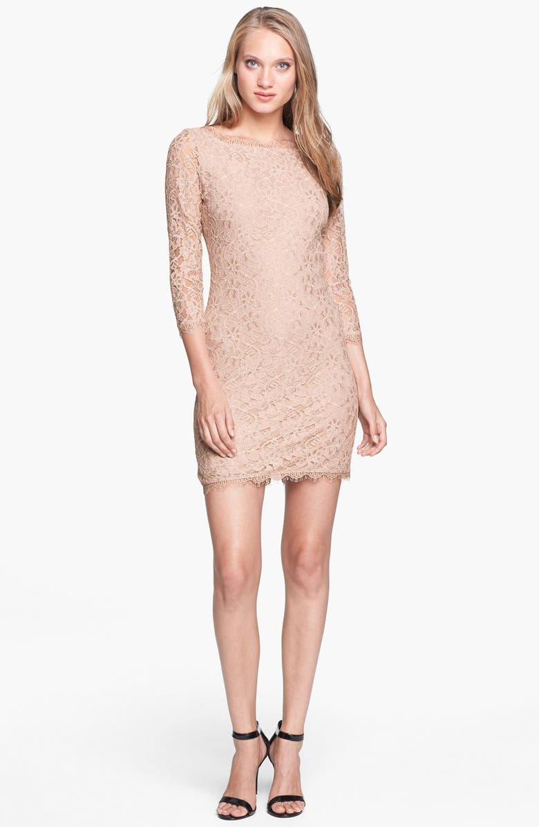 Zarita Lace Sheath Dress