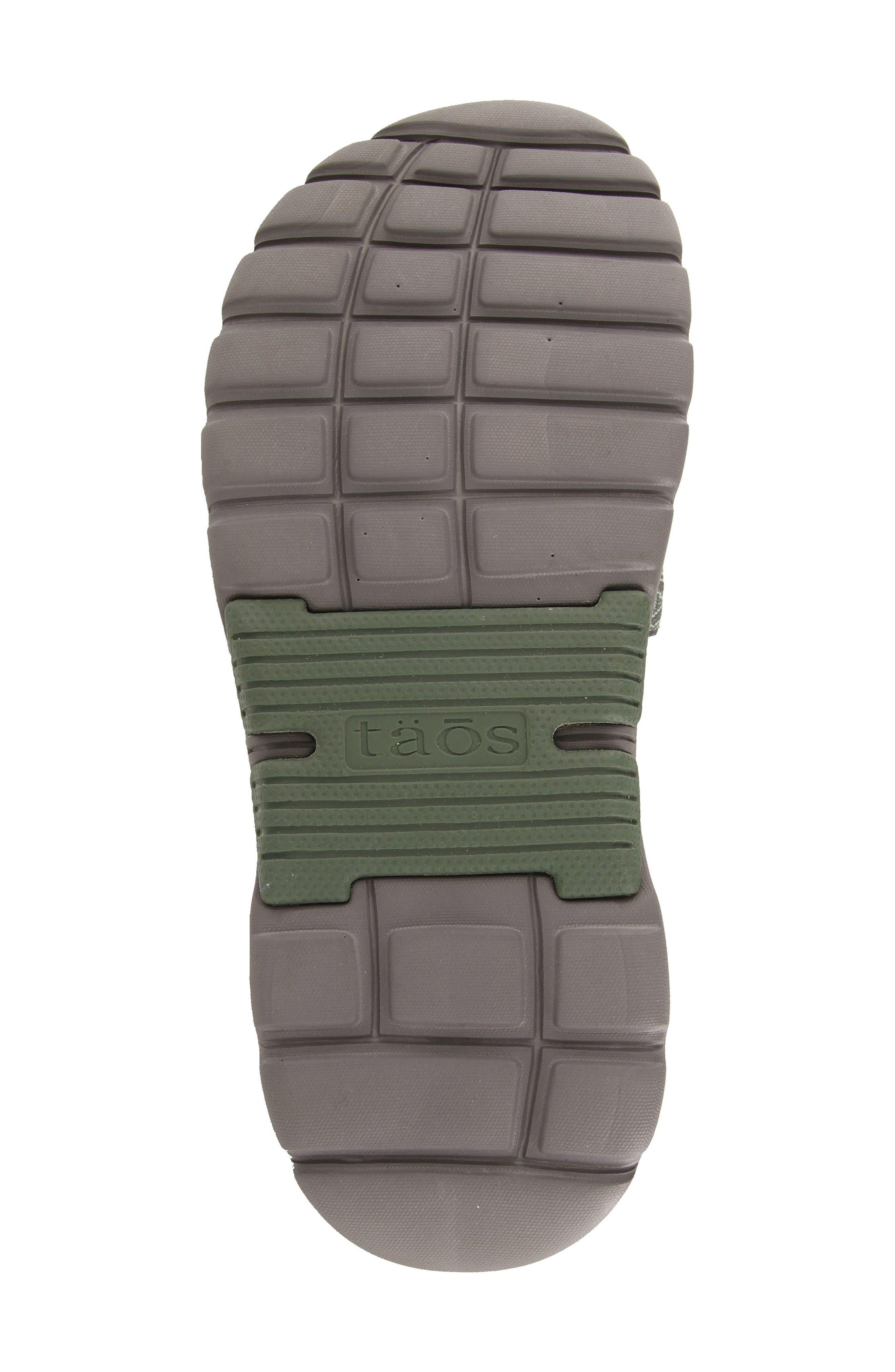 Zen Sandal,                             Alternate thumbnail 5, color,                             GREY/ SAGE LEATHER