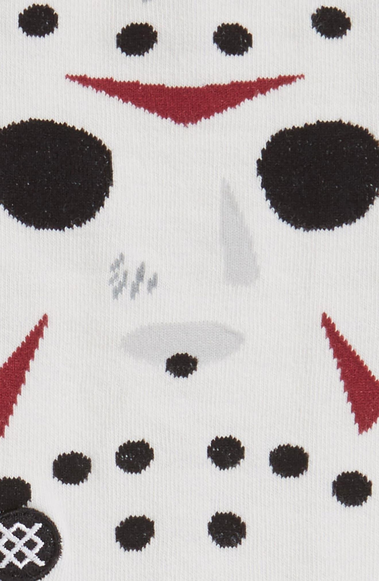 Jason - Legends of Horror Socks,                             Alternate thumbnail 2, color,                             100
