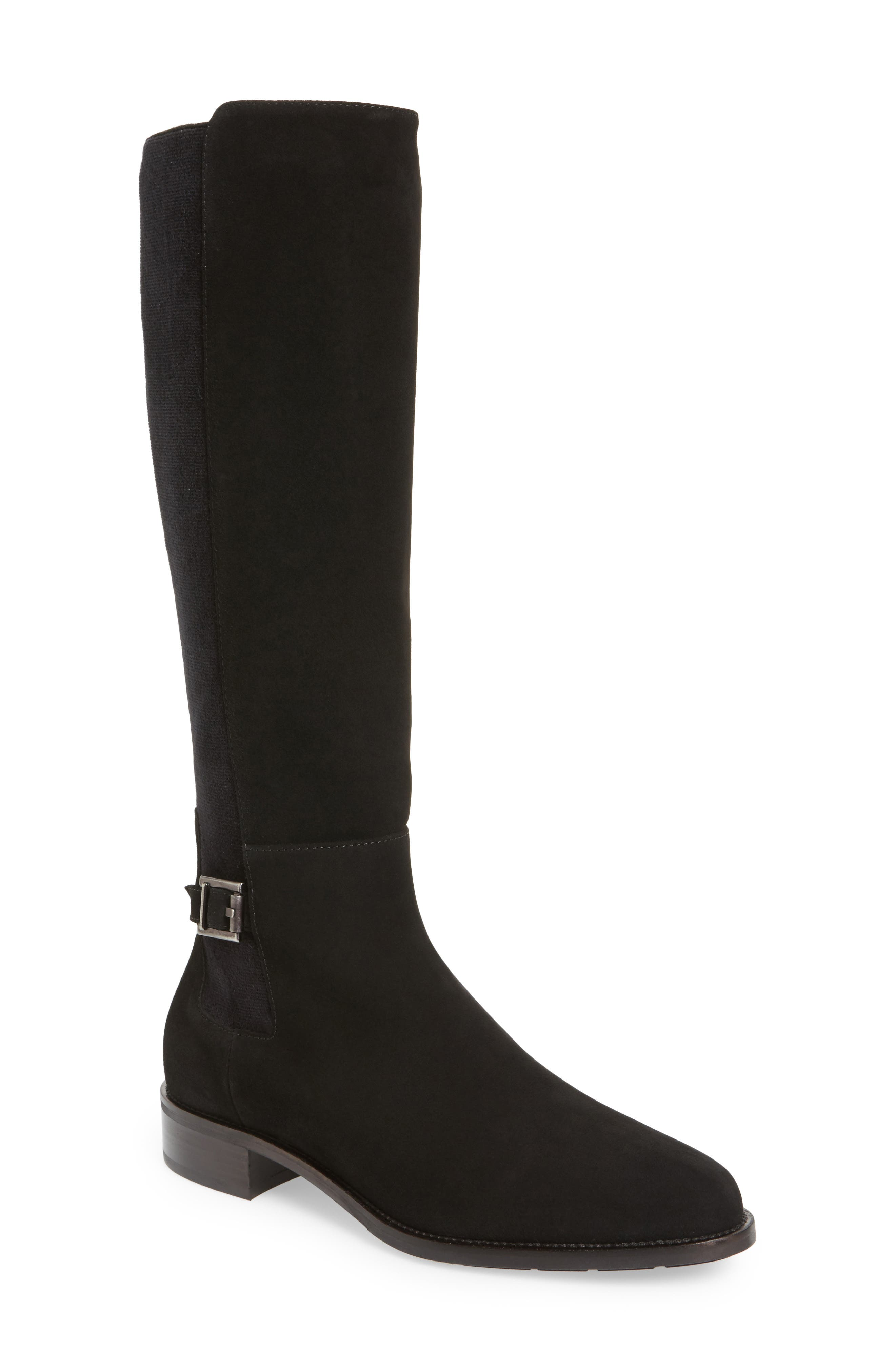 Noella Weatherproof Tall Boot,                         Main,                         color, 001