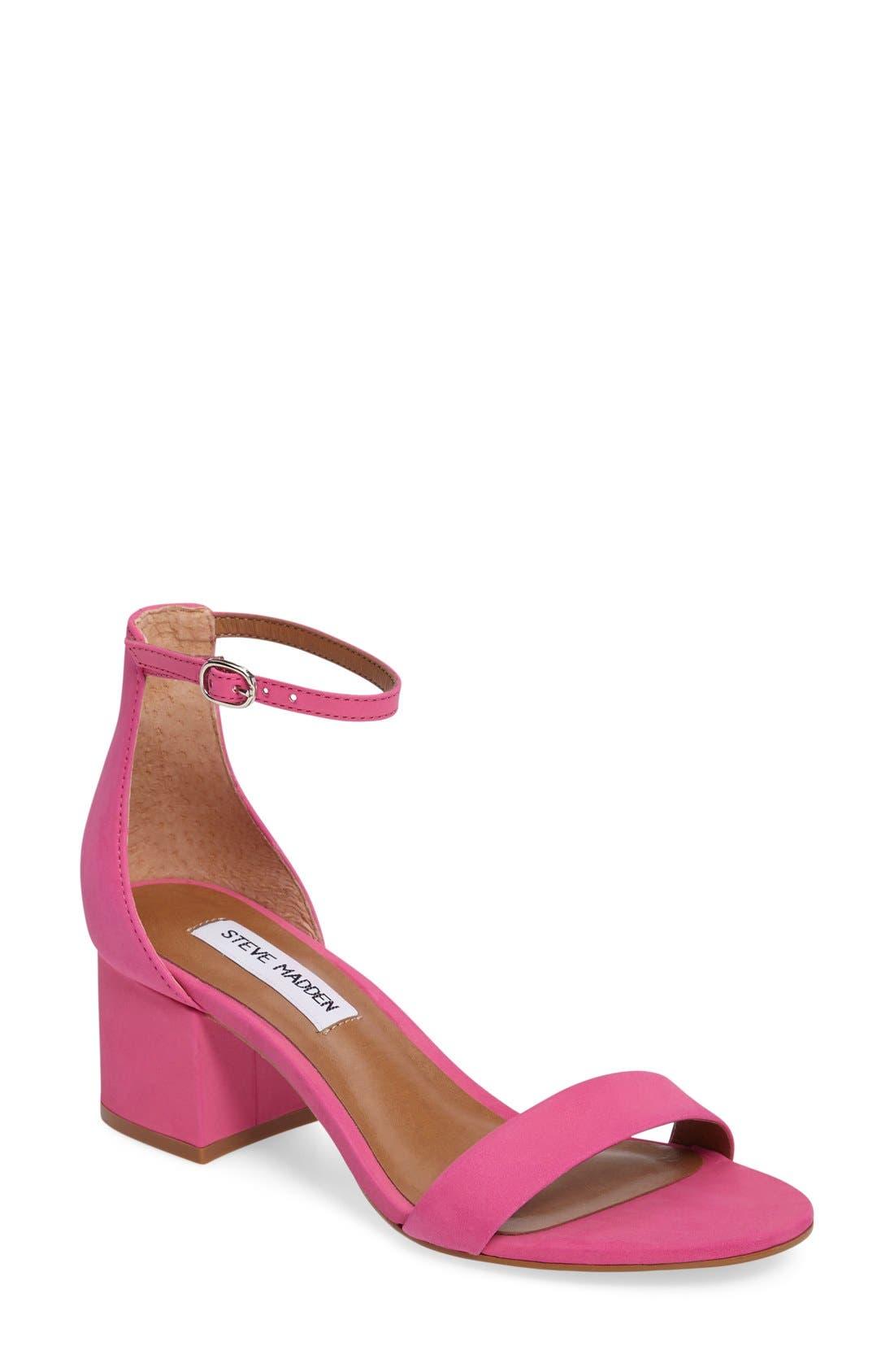 Irenee Ankle Strap Sandal,                             Main thumbnail 27, color,