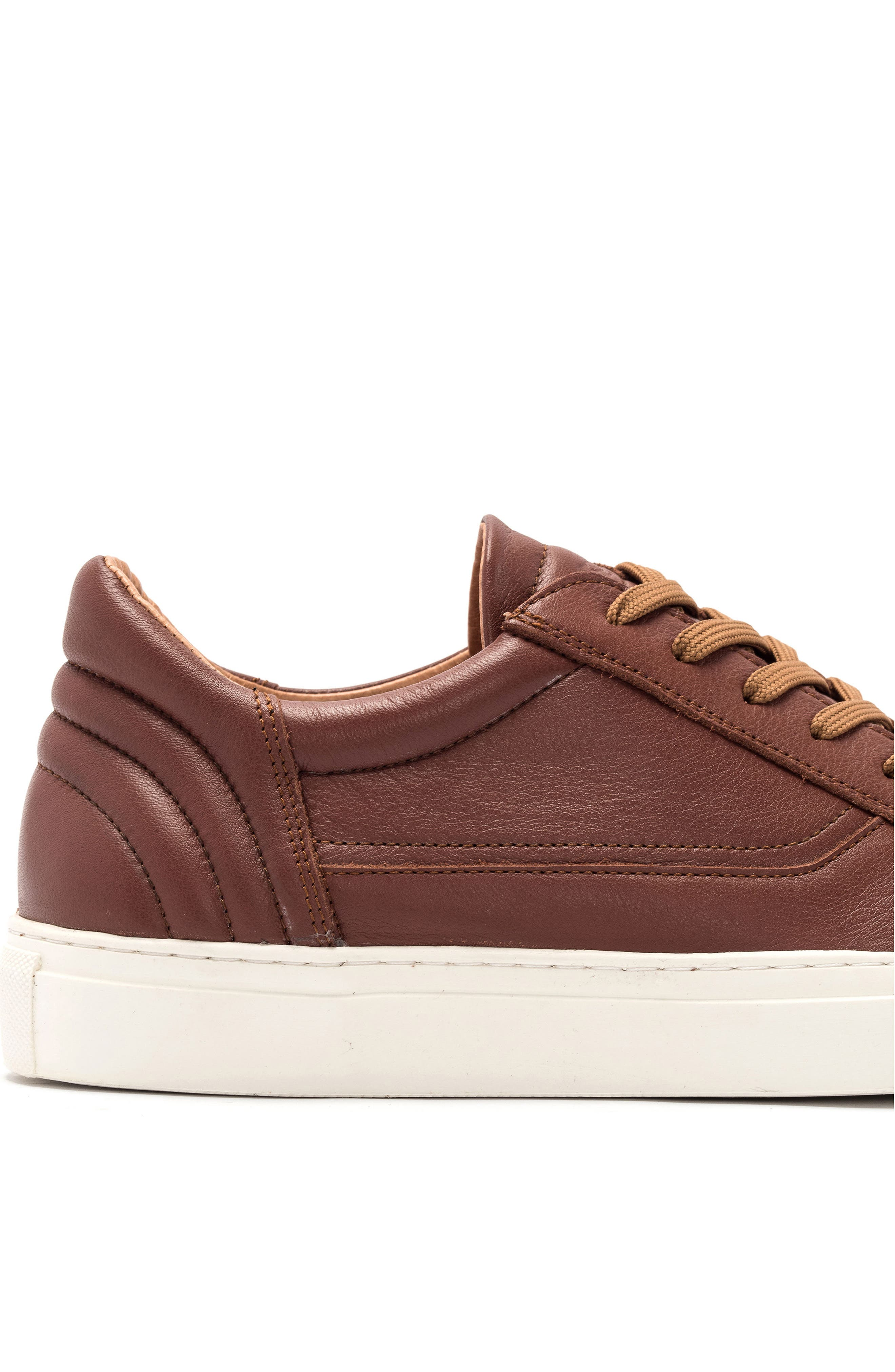Shelton Road Sneaker,                             Alternate thumbnail 6, color,                             COFFEE