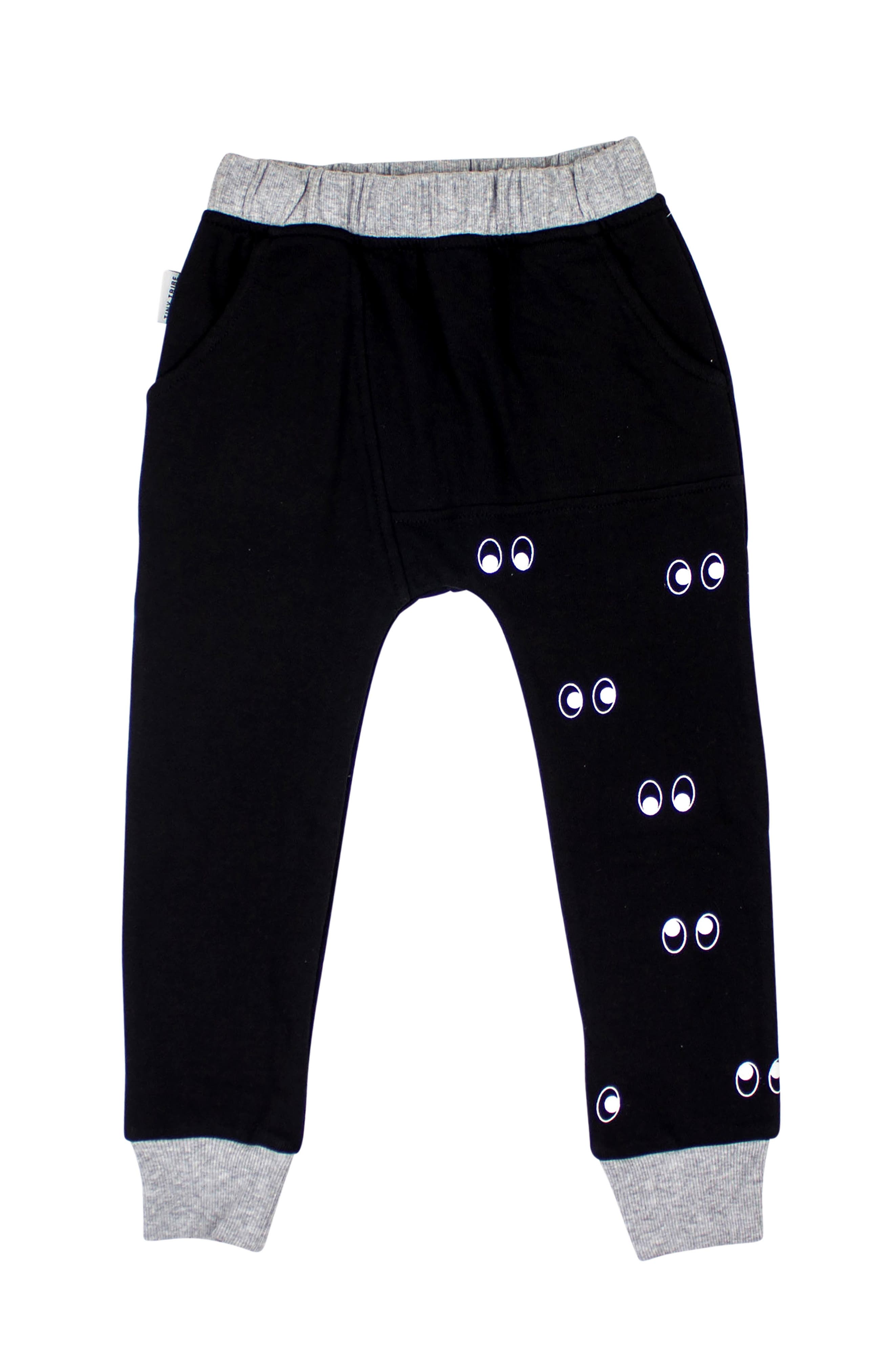 Eyes Sweatpants,                         Main,                         color, 001