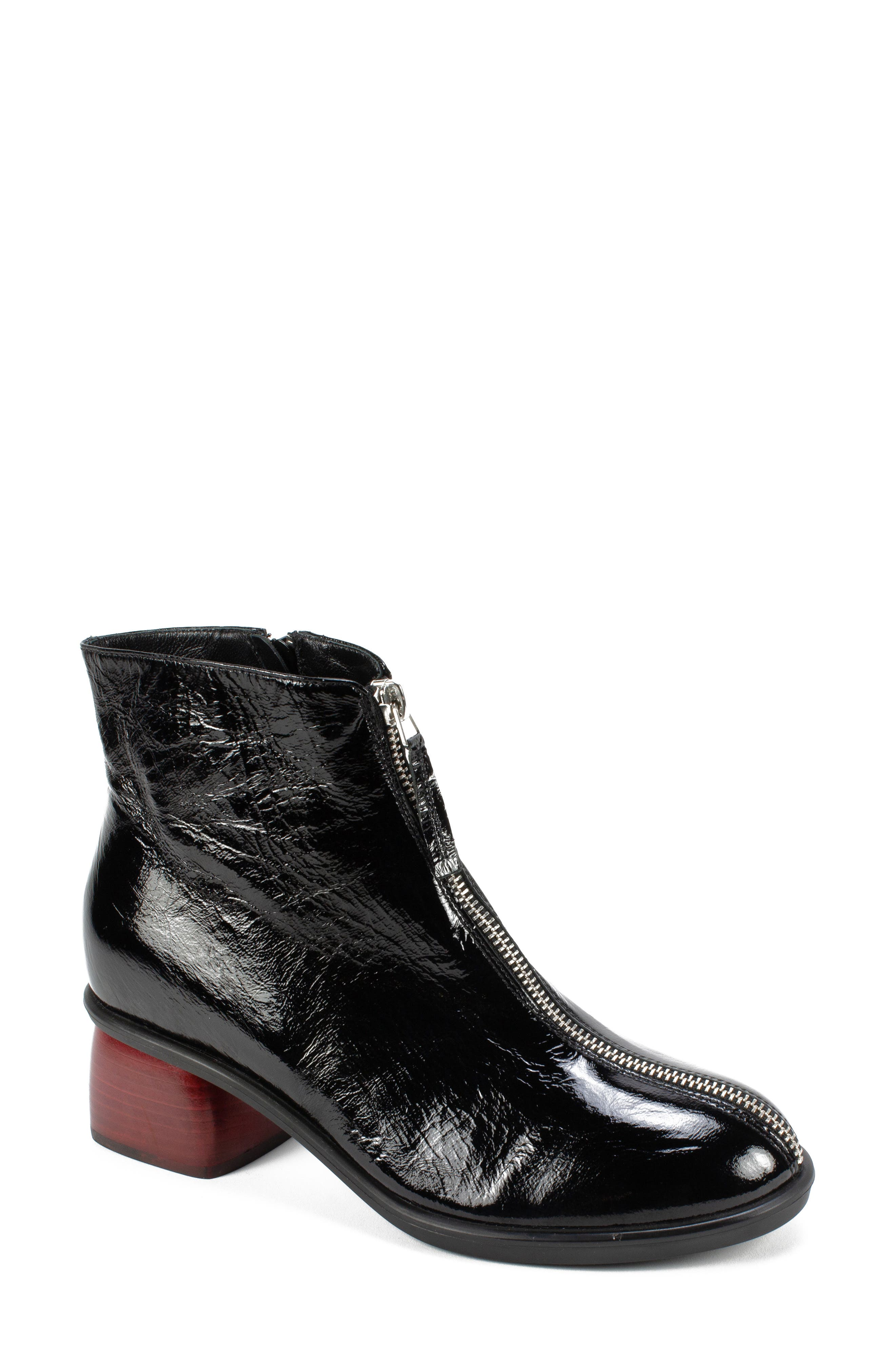 Summit By White Mountain Miley Bootie Black