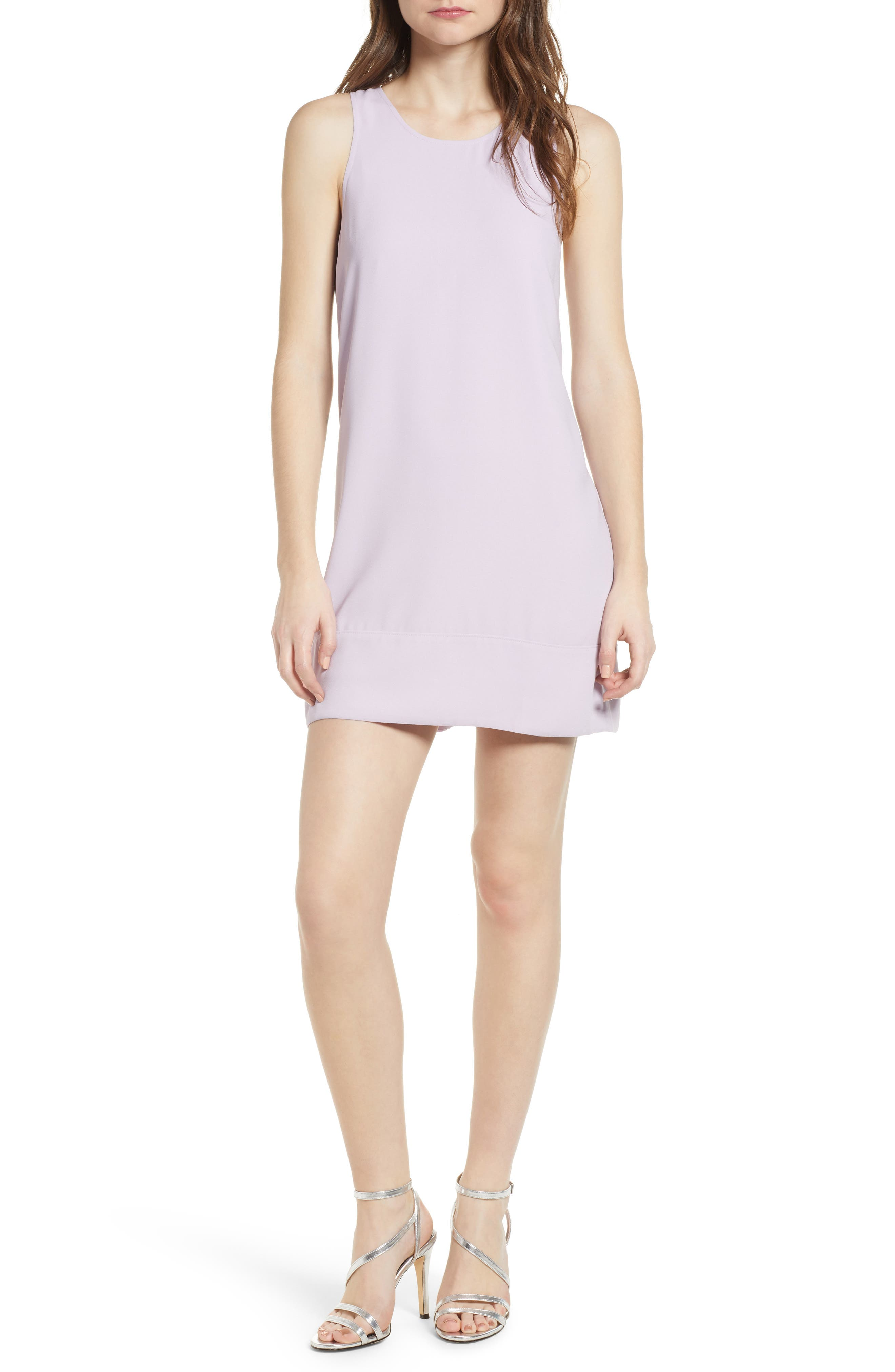 Racerback Shift Dress,                             Main thumbnail 17, color,