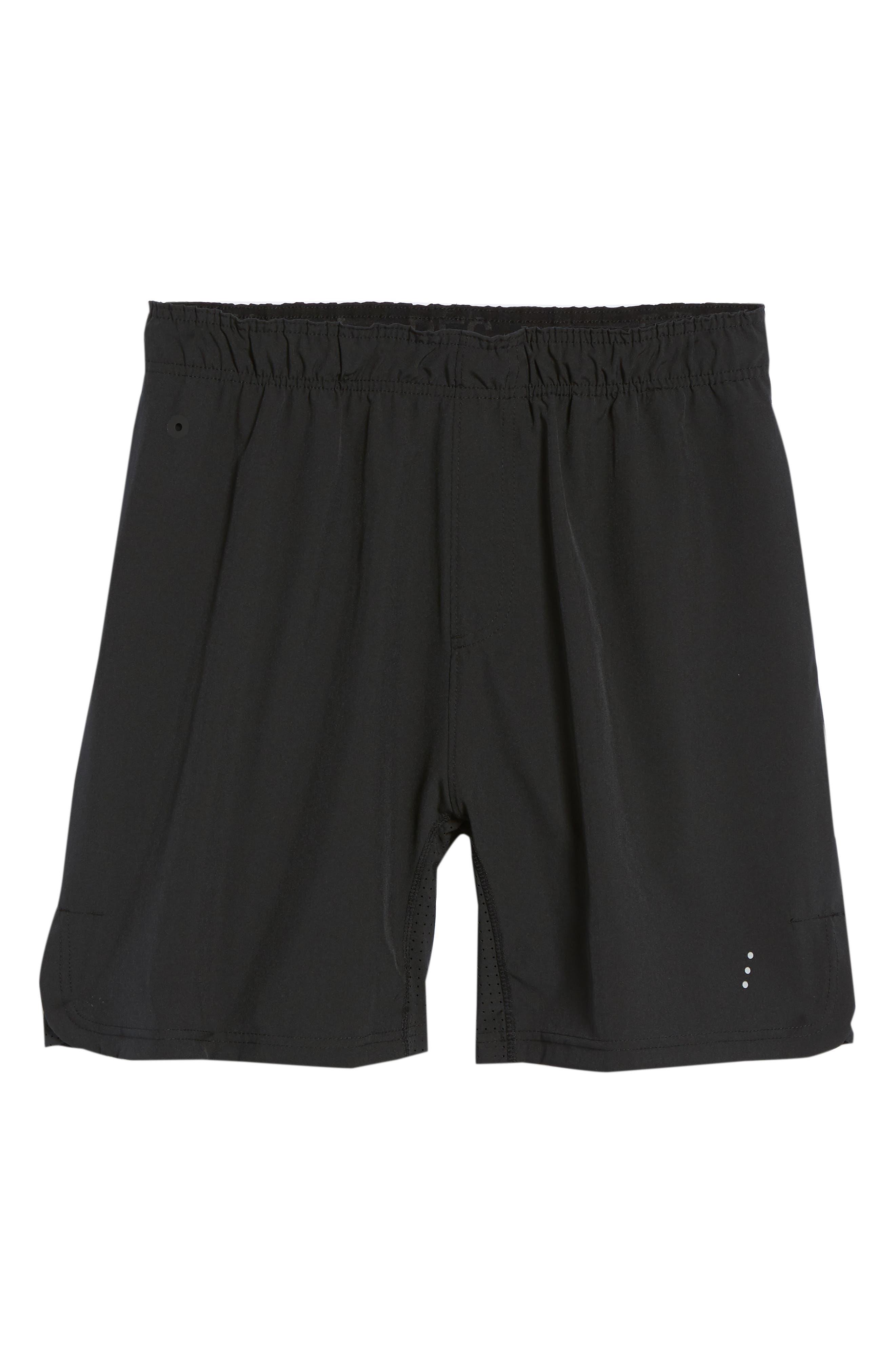ZANEROBE Type 3 Tech Shorts,                             Alternate thumbnail 6, color,                             001