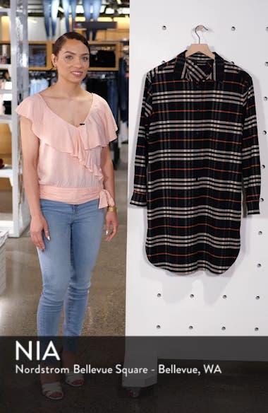 Check Shirtdress, sales video thumbnail