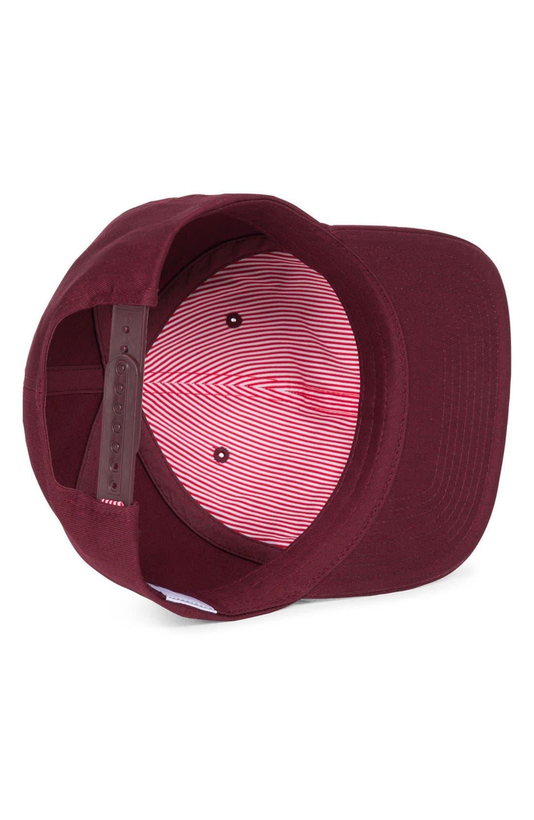 'Mosby' Snapback Baseball Cap,                             Alternate thumbnail 9, color,