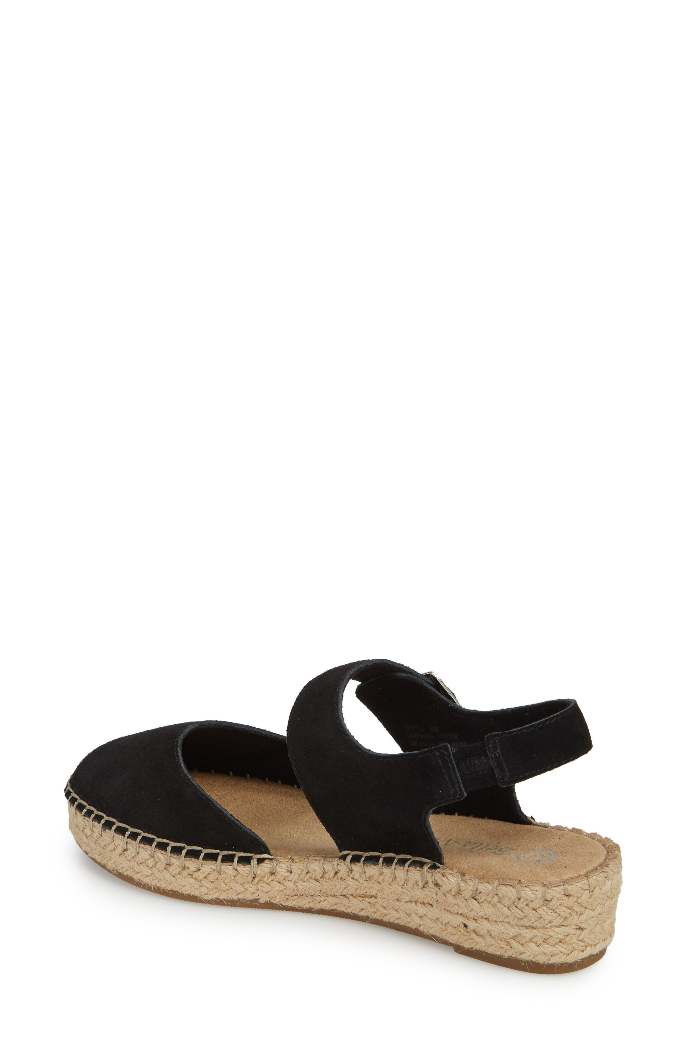 BELLA VITA,                             Caralynn Espadrille Sandal,                             Alternate thumbnail 2, color,                             018