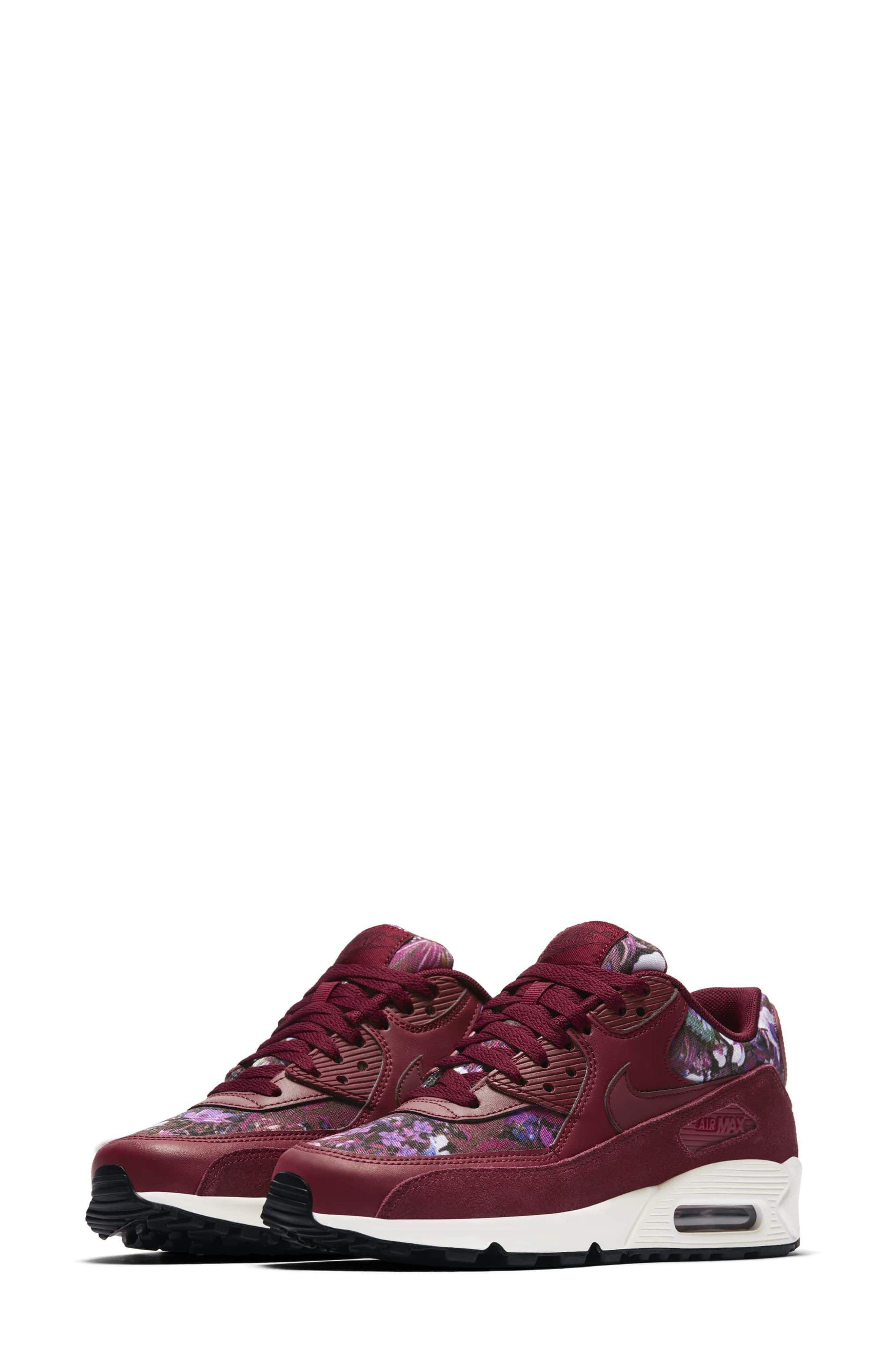Air Max 90 SE Sneaker,                             Main thumbnail 9, color,
