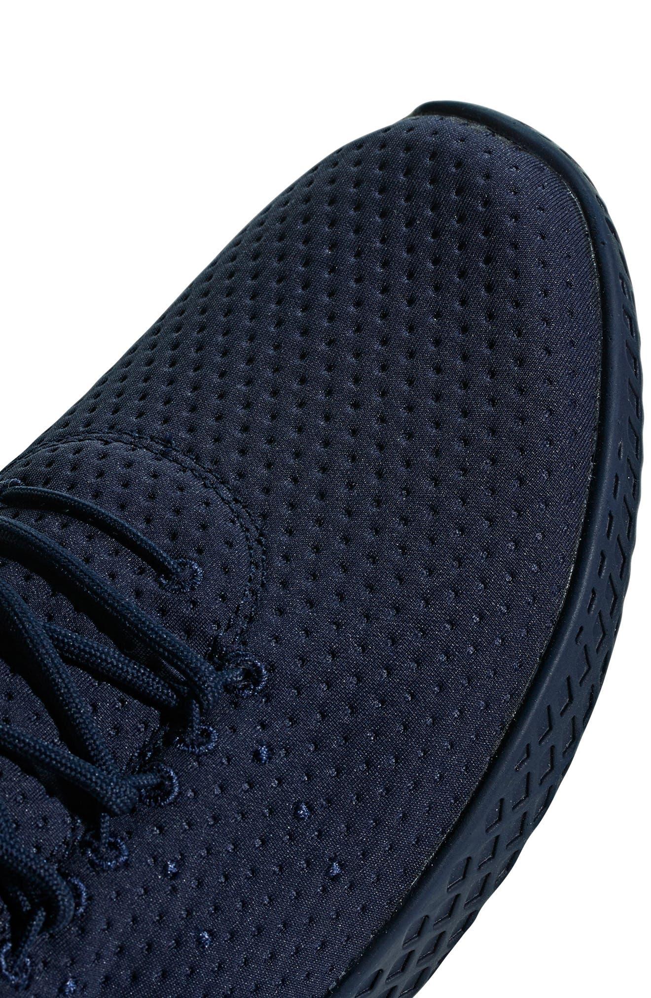 Pharrell Williams Tennis Hu Sneaker,                             Alternate thumbnail 6, color,                             415