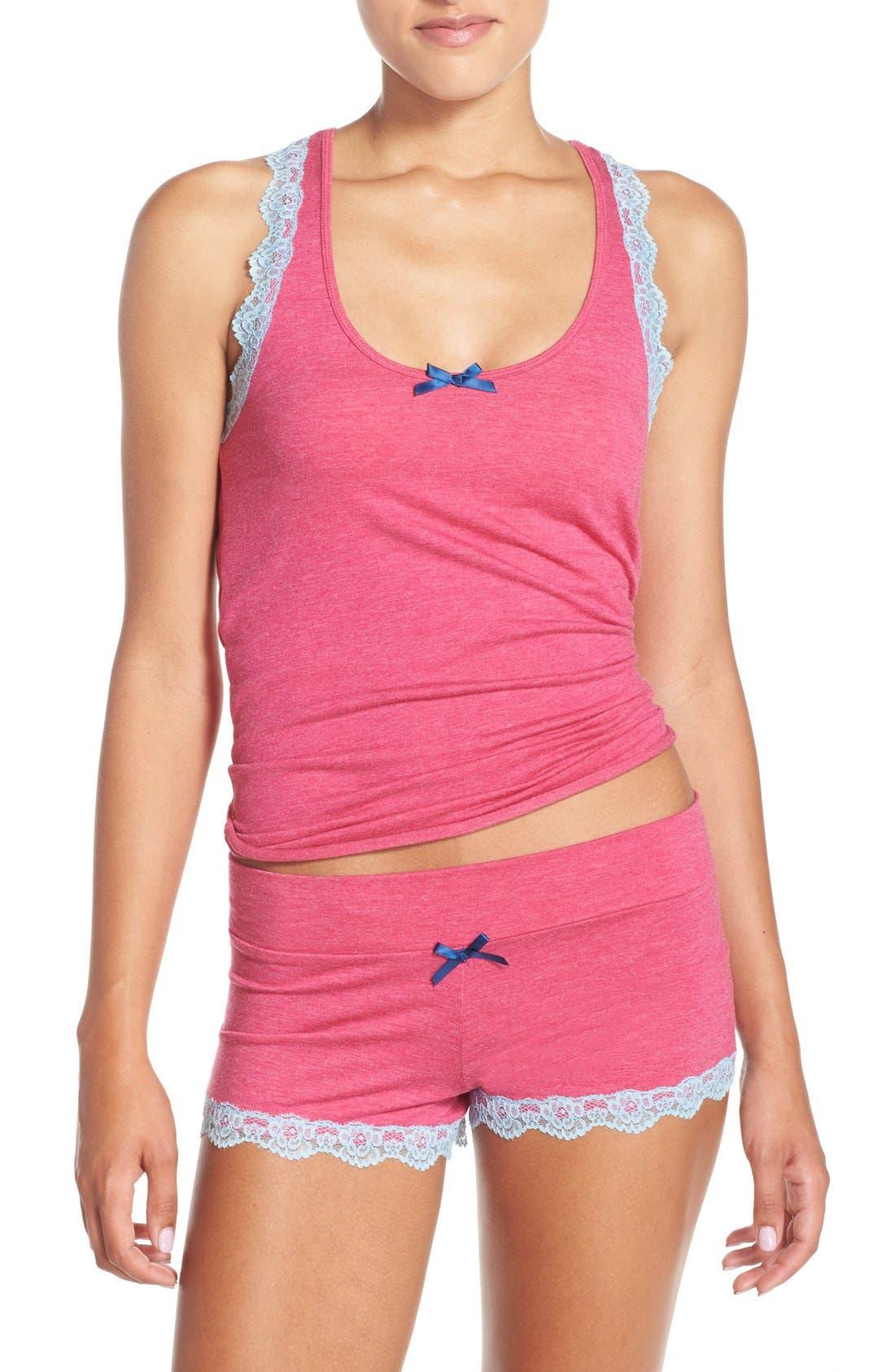 All Amercian Short Pajamas,                             Main thumbnail 22, color,