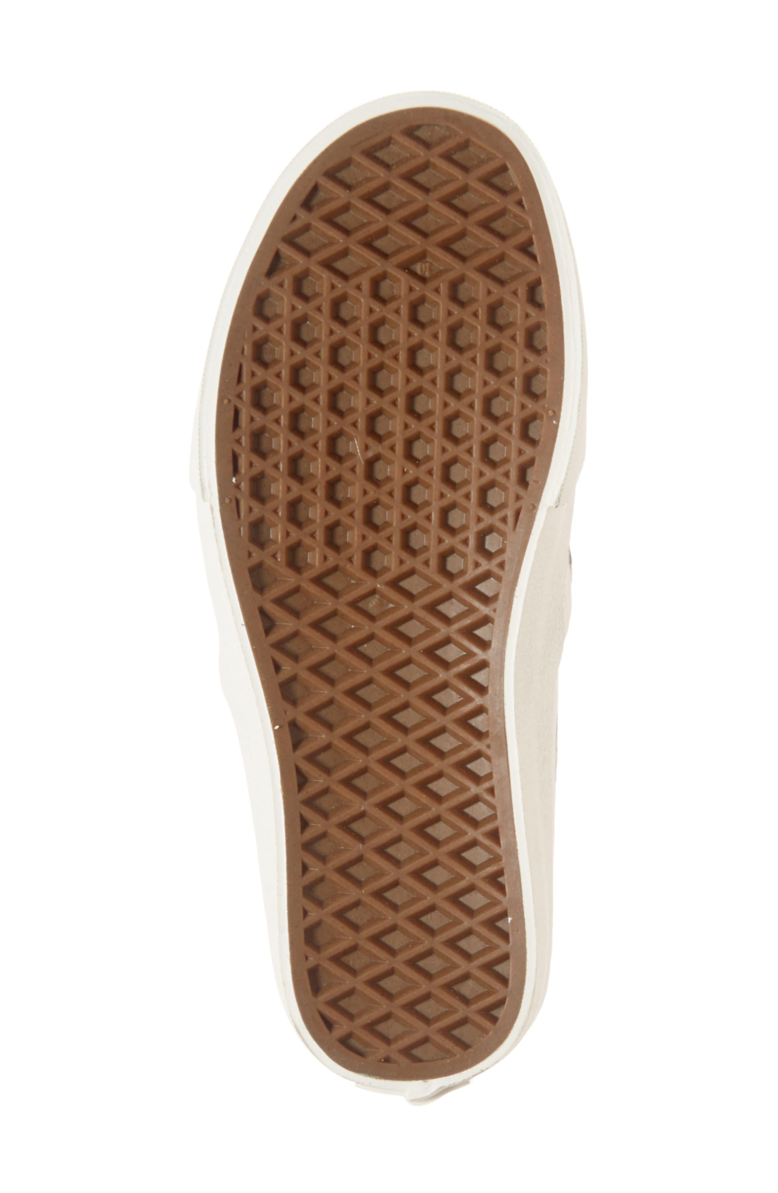 Classic Slip-On Sneaker,                             Alternate thumbnail 430, color,