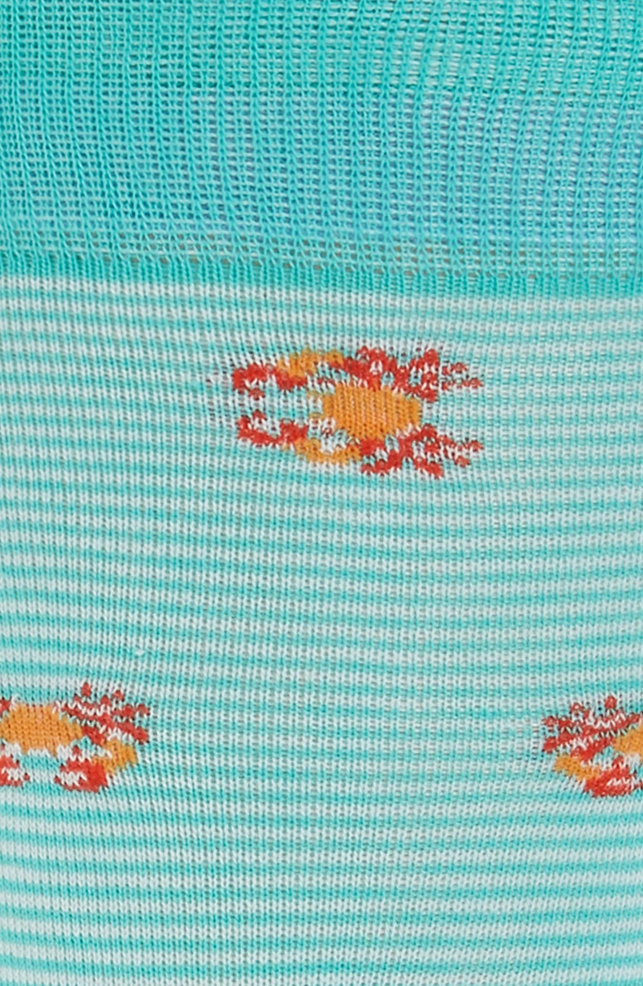Crabs Crew Socks,                             Alternate thumbnail 2, color,                             442