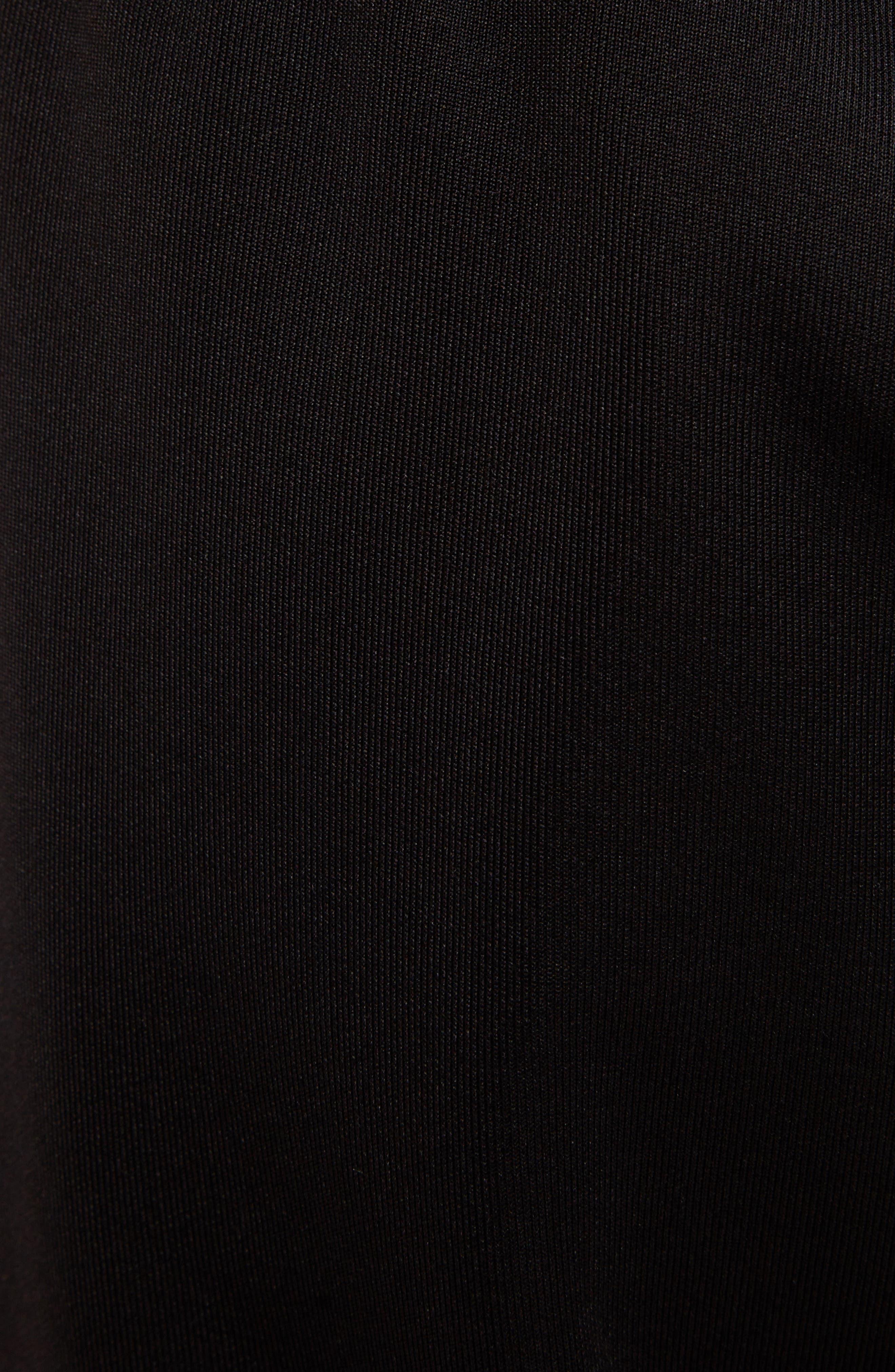 Norwich Lounge Pants,                             Alternate thumbnail 5, color,                             BLACK