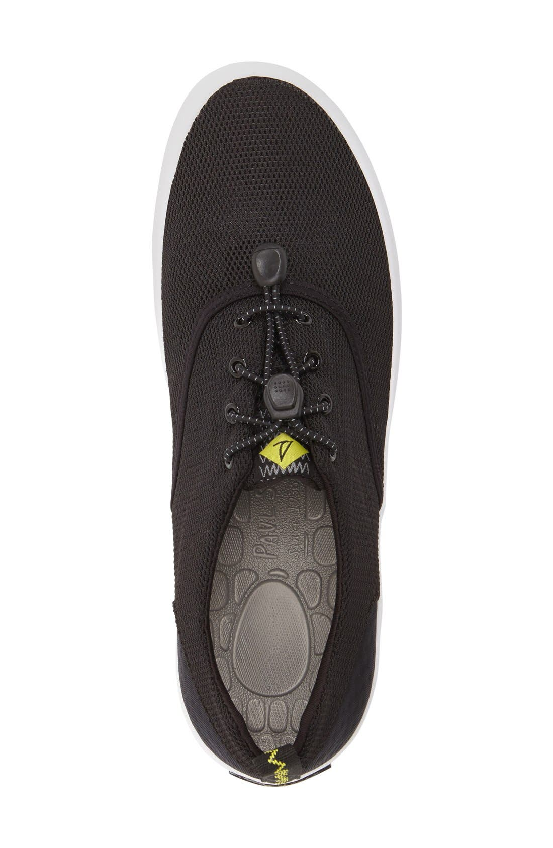Paul Sperry Flex Deck Sneaker,                             Alternate thumbnail 2, color,                             001