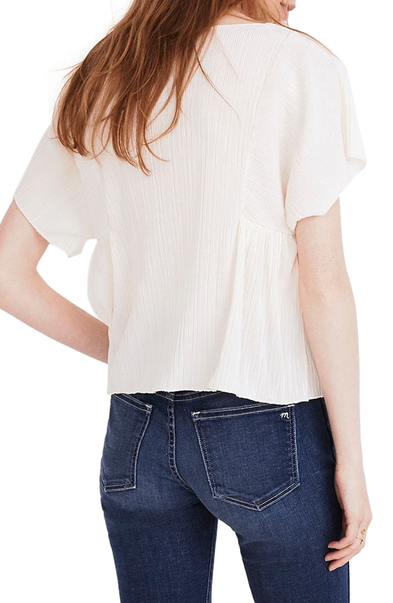 Micropleat Top,                             Alternate thumbnail 8, color,