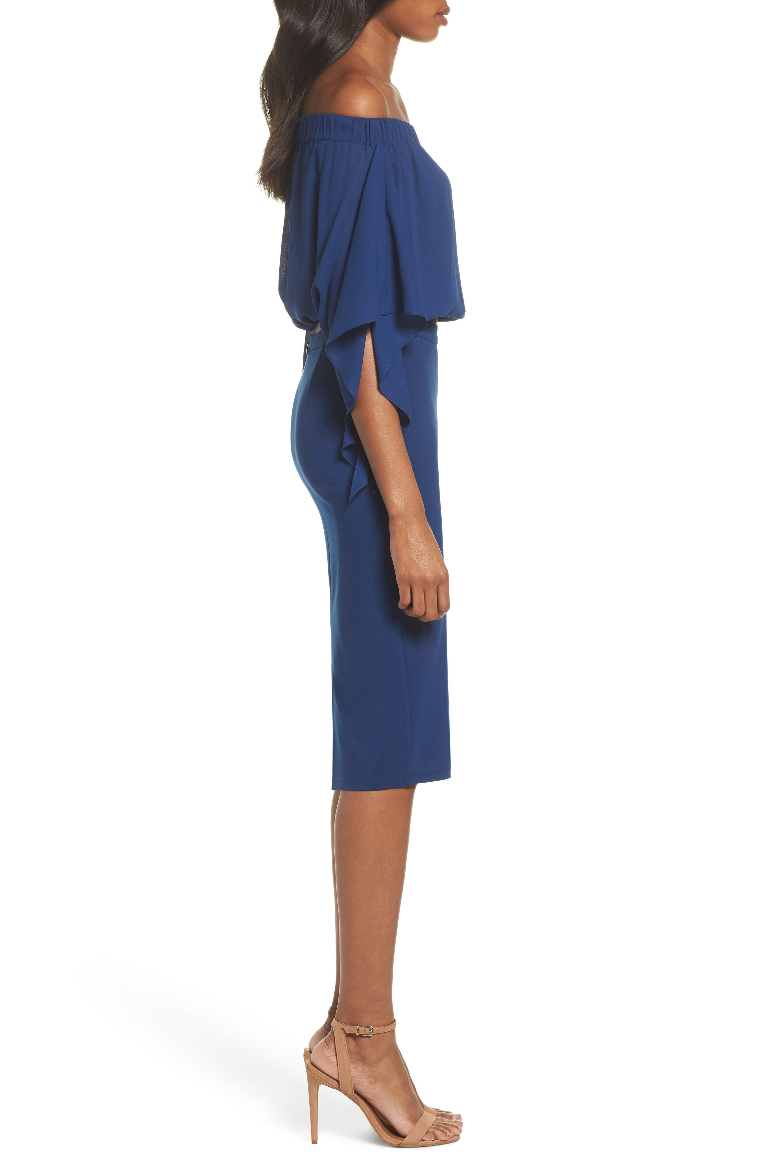 Sweet Smell of Success Two-Piece Dress,                             Alternate thumbnail 6, color,