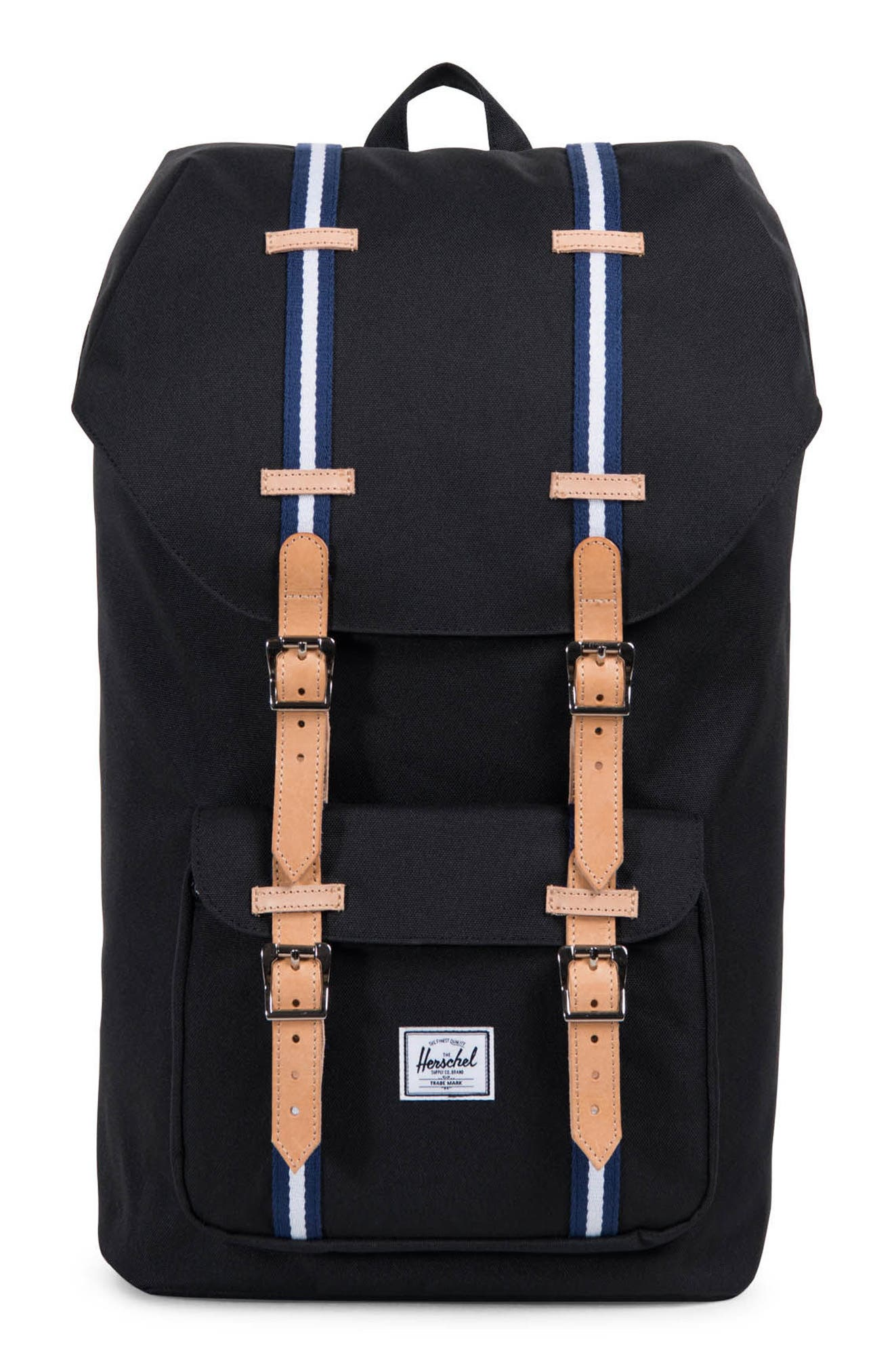 Little America Backpack,                         Main,                         color, 014
