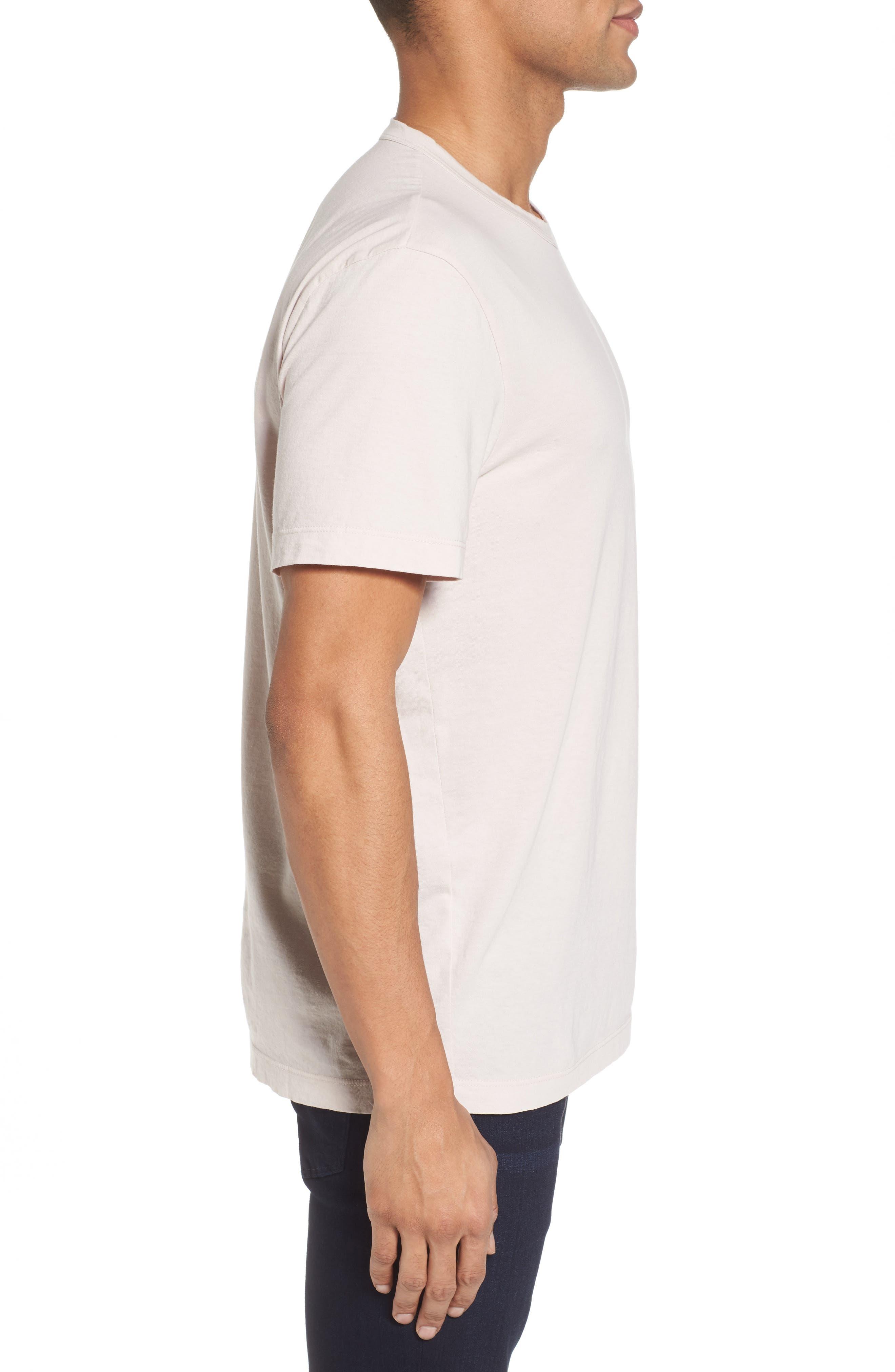 Crewneck Jersey T-Shirt,                             Alternate thumbnail 334, color,