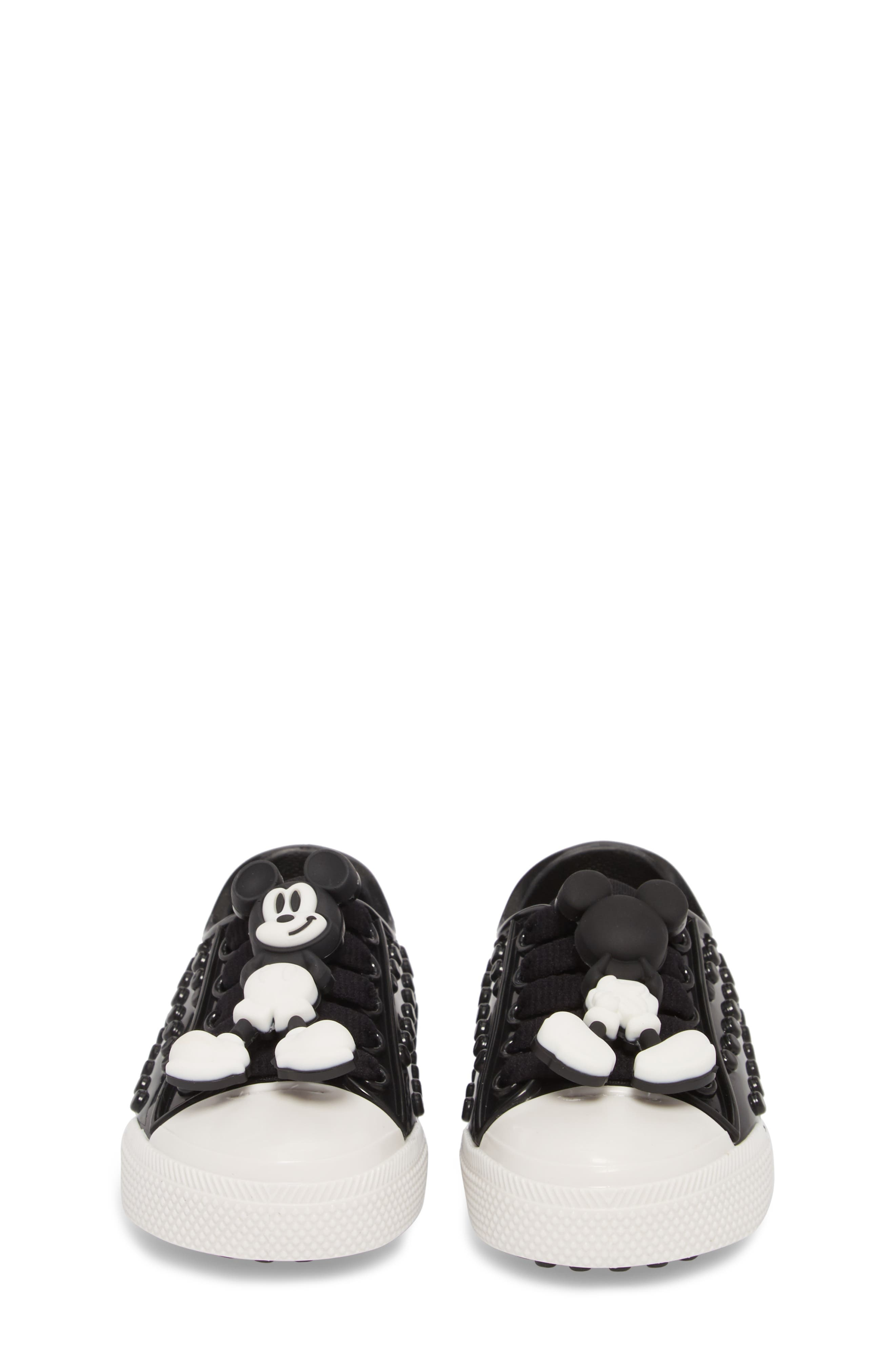 Polibolha Disney's Mickey Mouse<sup>®</sup> Sneaker,                             Alternate thumbnail 5, color,                             001