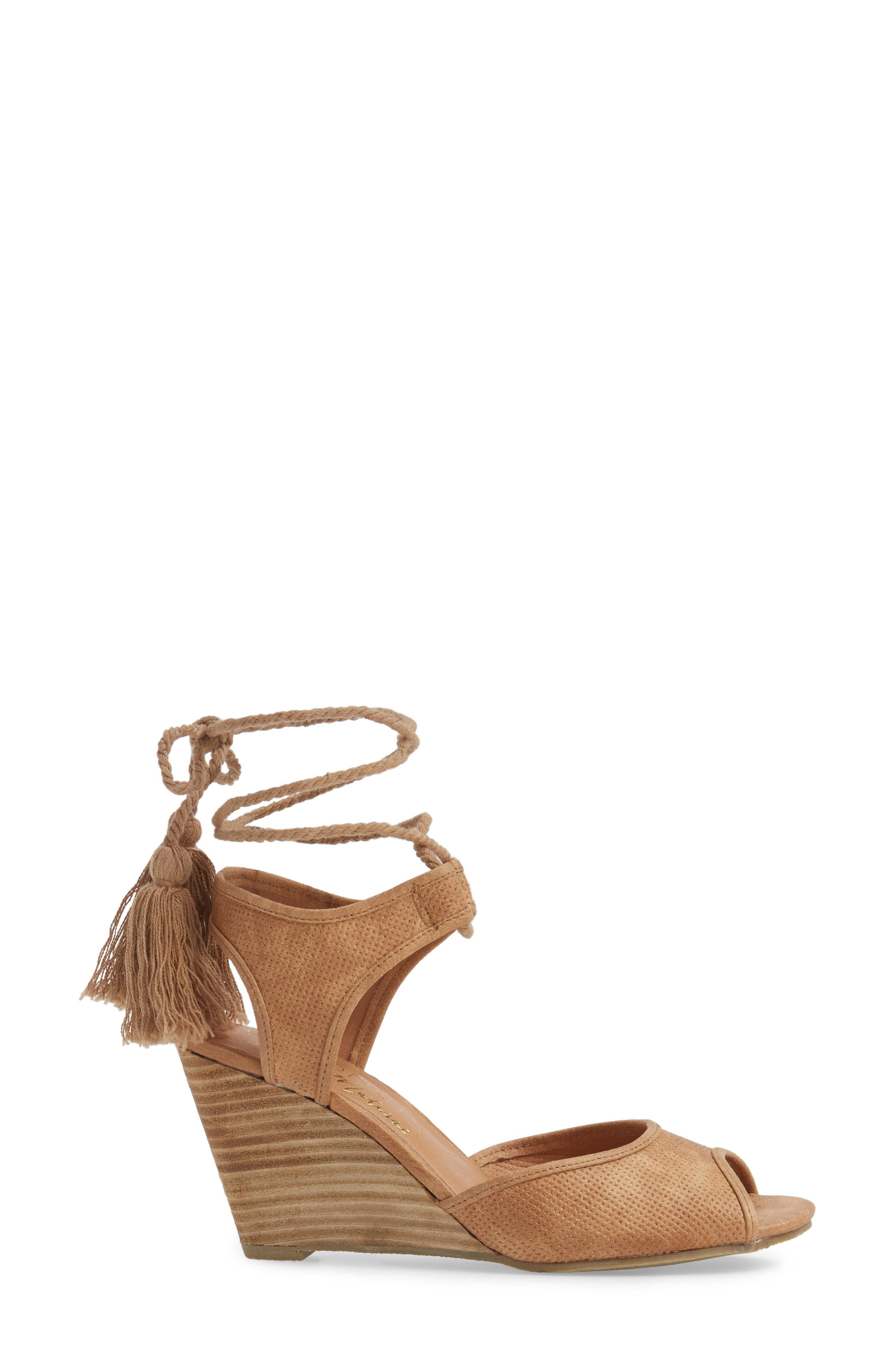 Coconuts by Matisse Unify Wedge Sandal,                             Alternate thumbnail 3, color,                             255