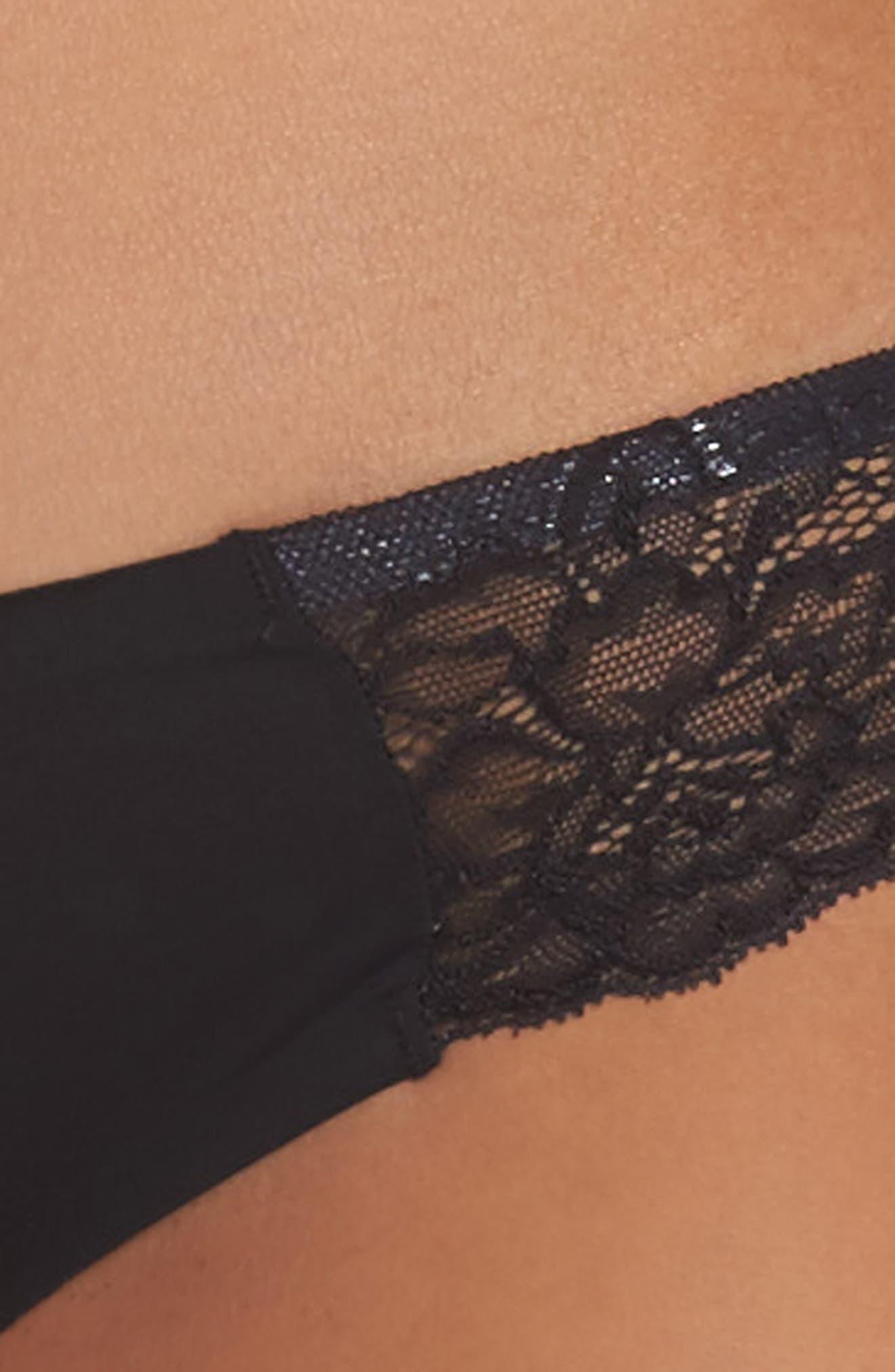 Intimately FP Smooth Bikini,                             Alternate thumbnail 4, color,                             001