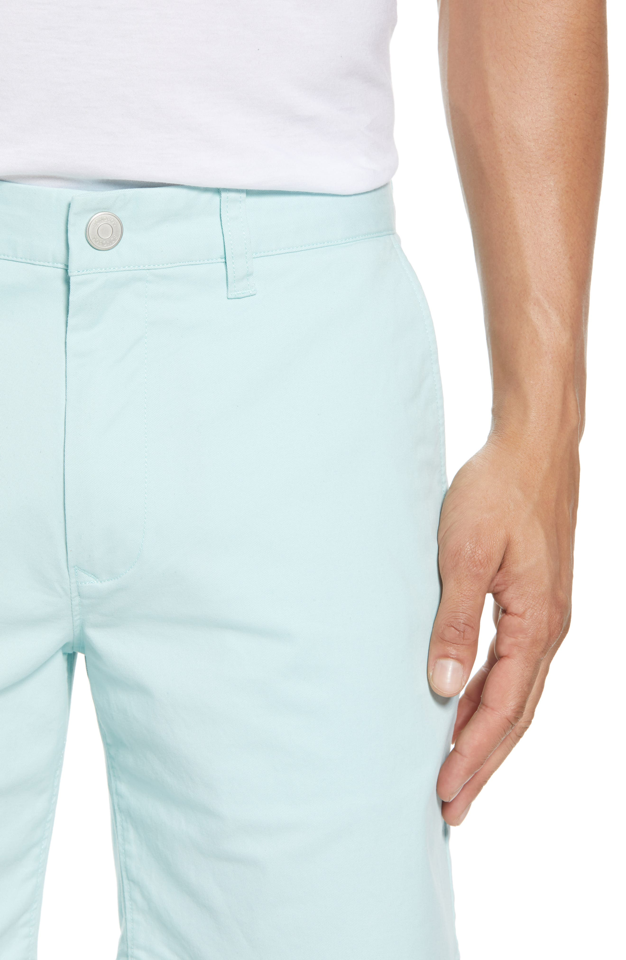Stretch Washed Chino 7-Inch Shorts,                             Alternate thumbnail 72, color,