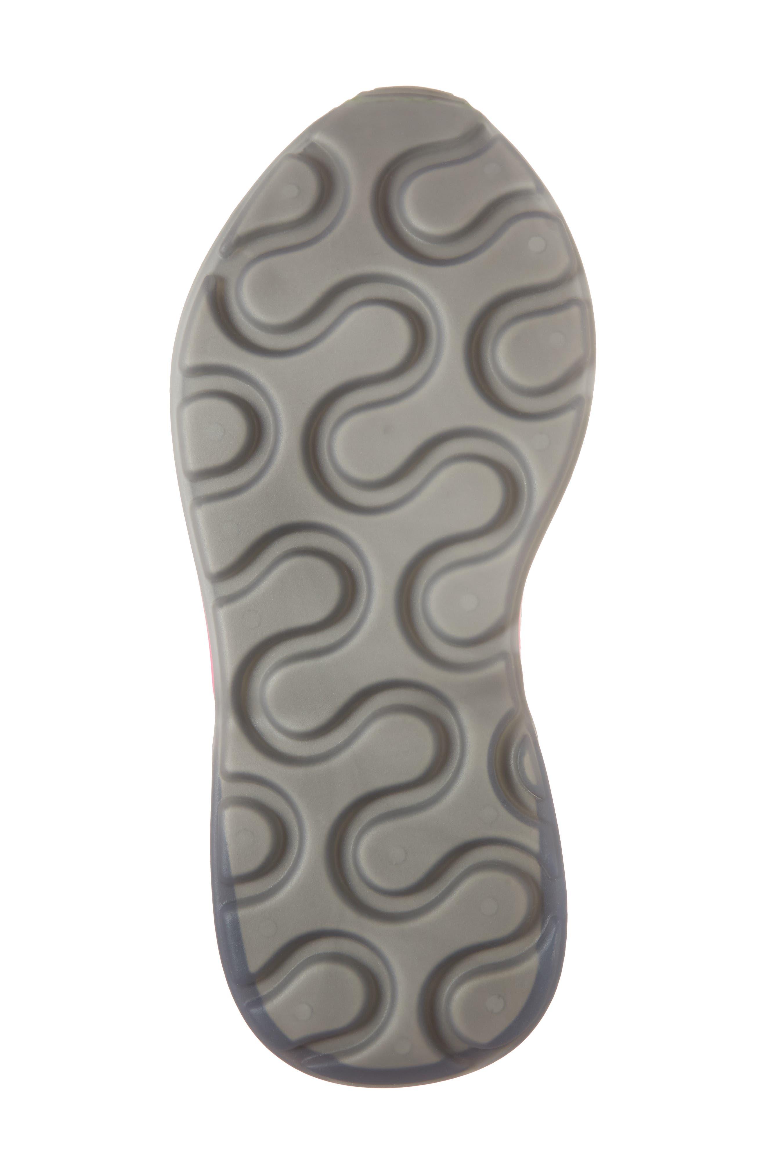 Gradient Sole Sneaker,                             Alternate thumbnail 6, color,                             WHITE