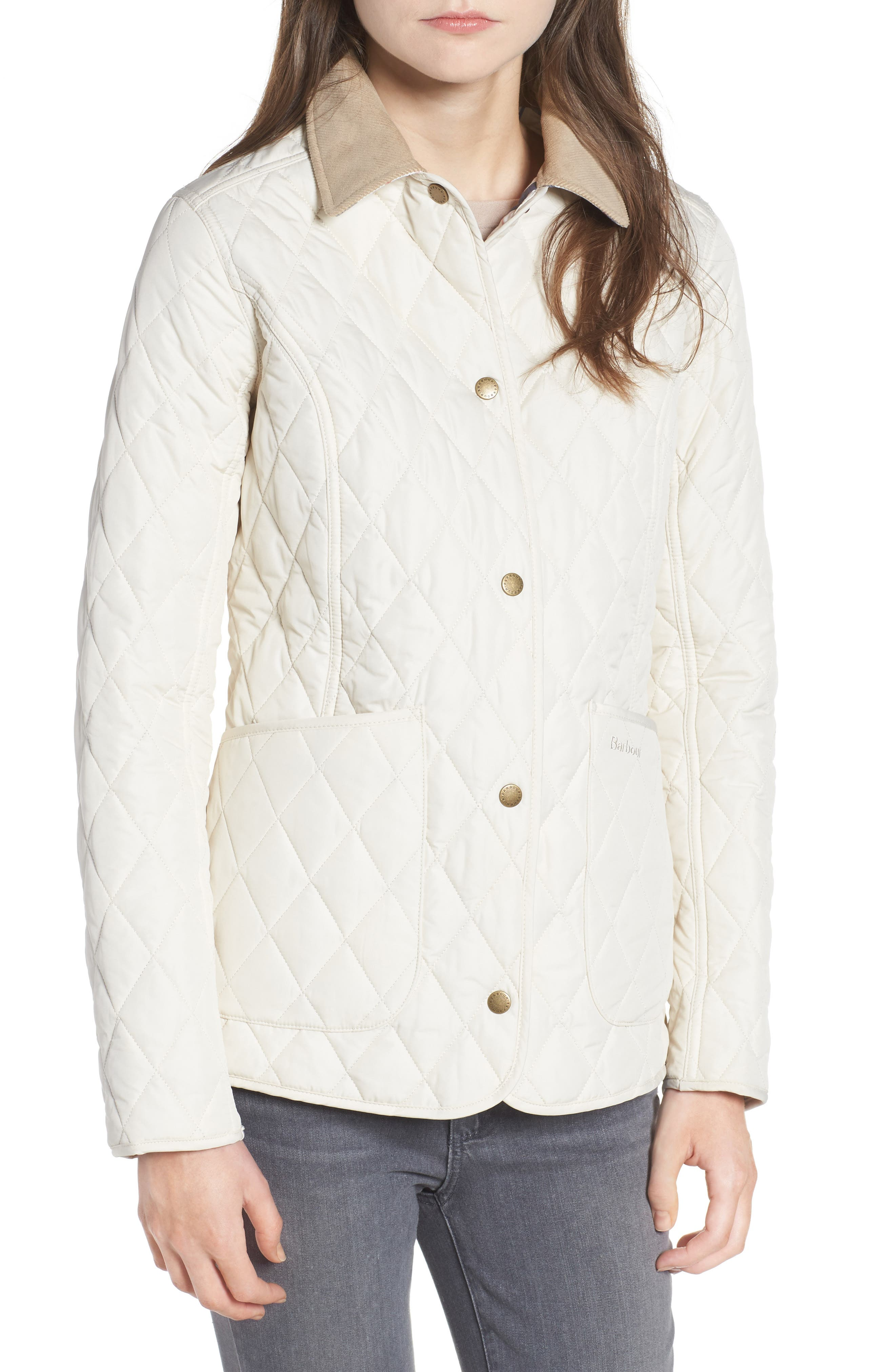 Spring Annandale Quilted Jacket,                             Main thumbnail 4, color,