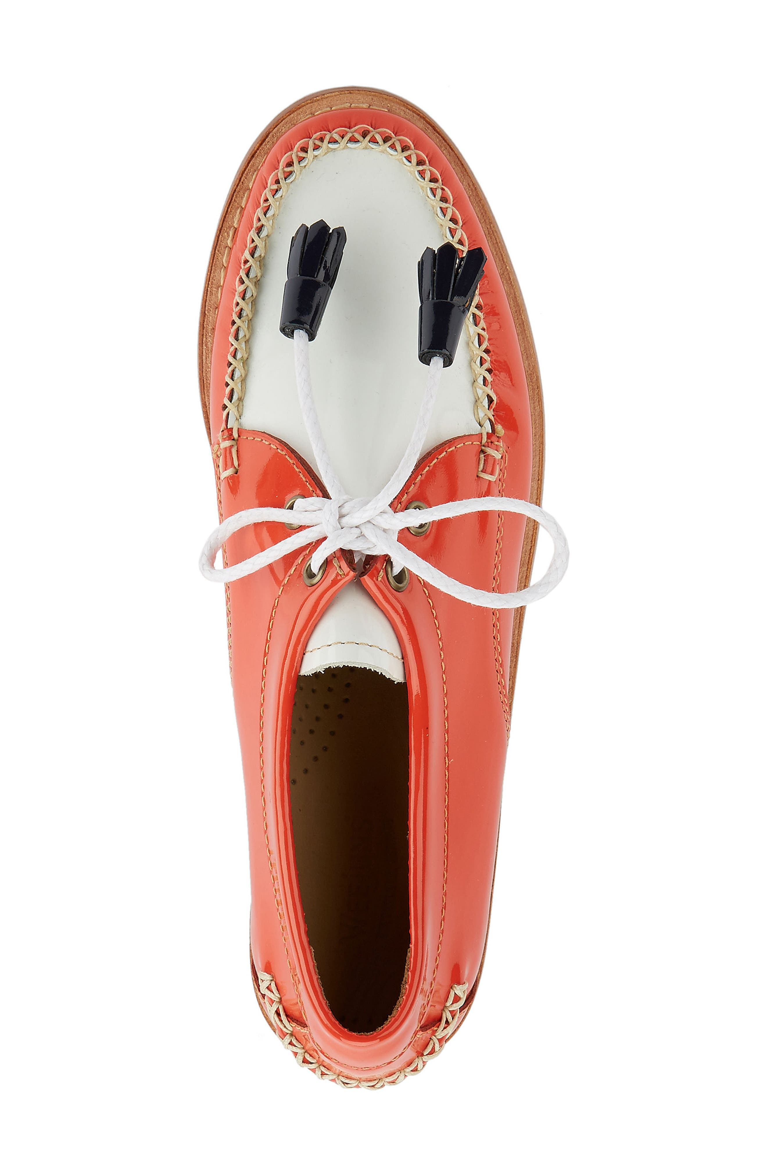'Winnie' Leather Oxford,                             Alternate thumbnail 33, color,