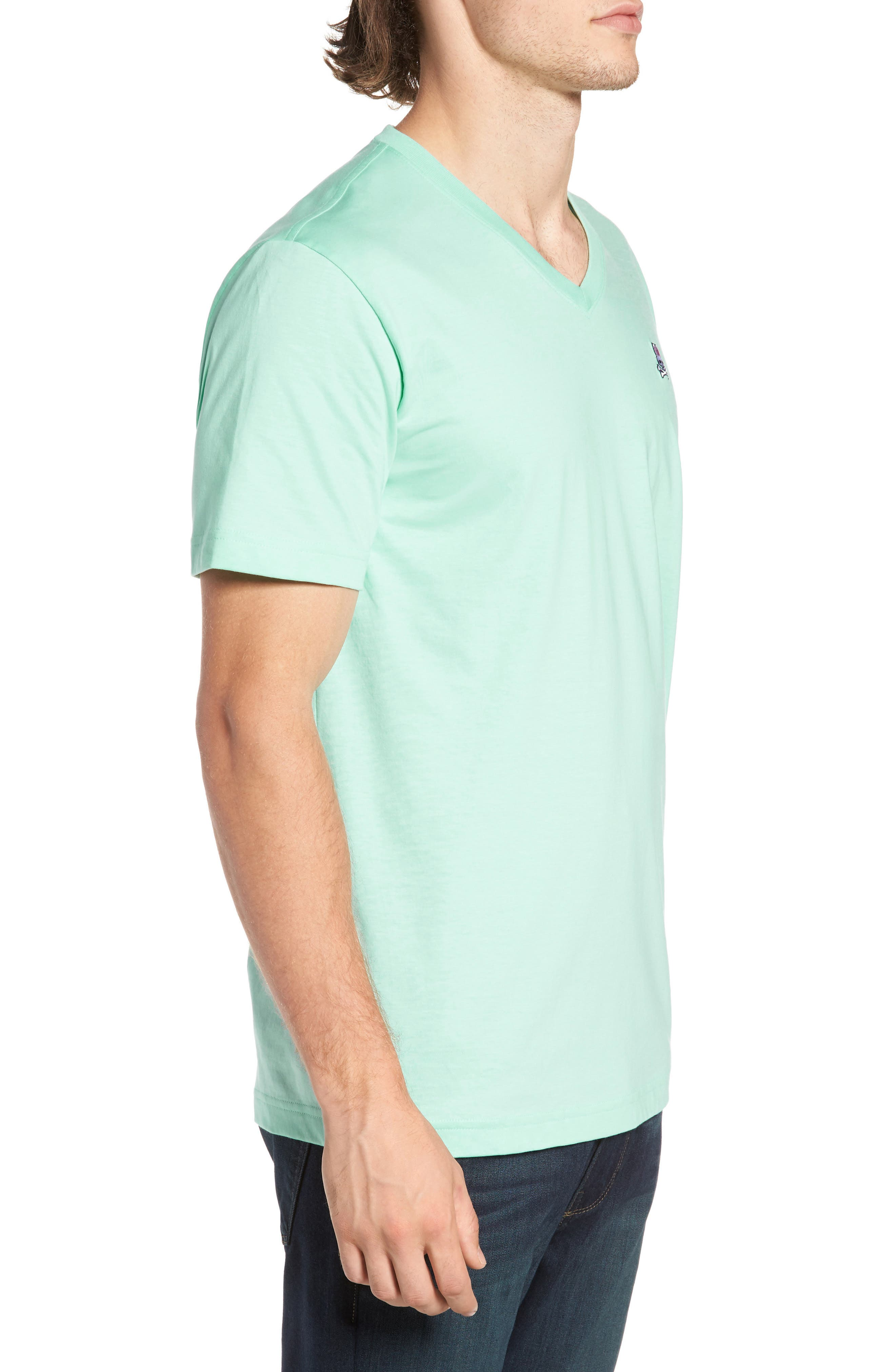V-Neck T-Shirt,                             Alternate thumbnail 20, color,