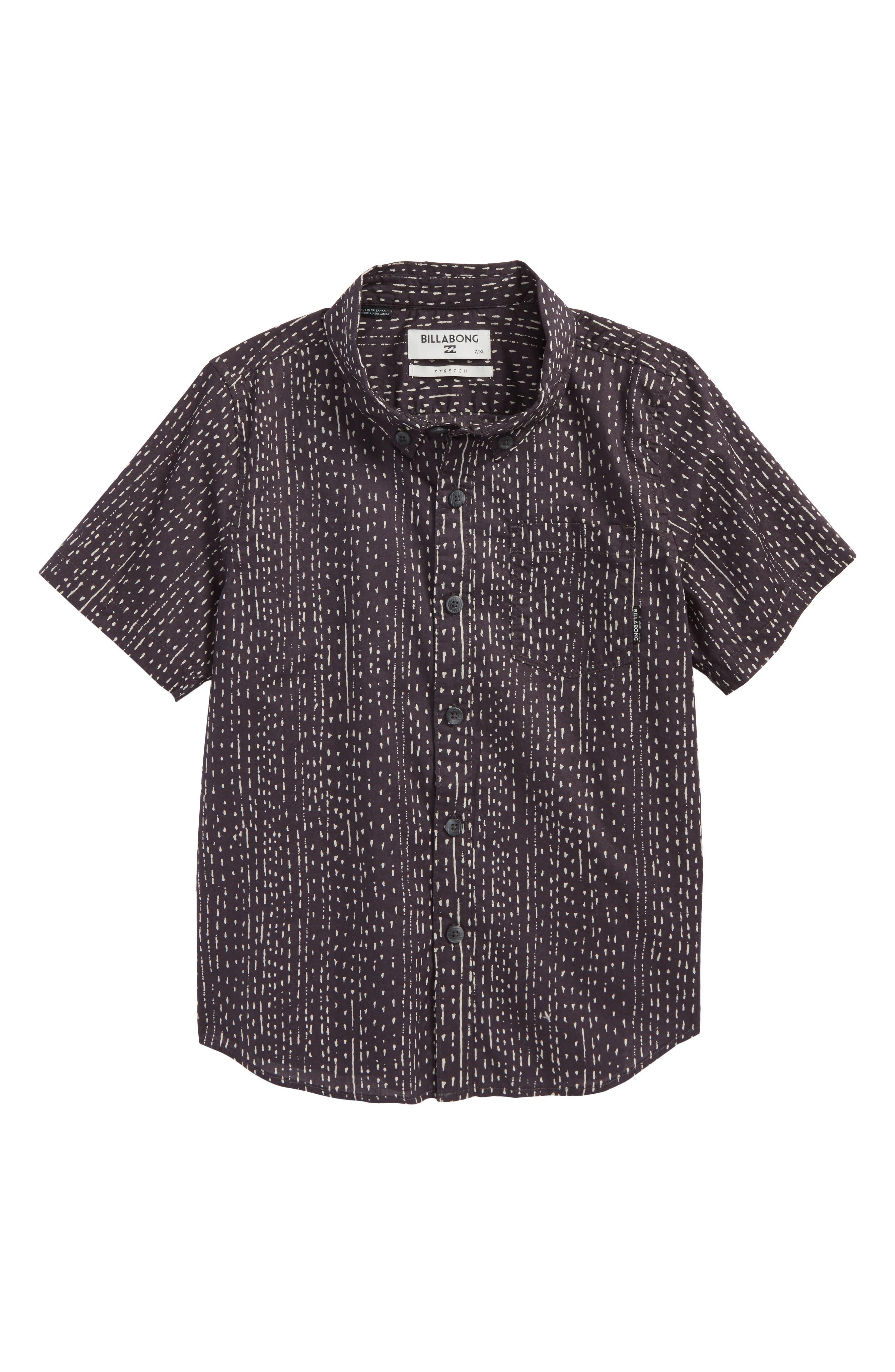 Sundays Mini Woven Shirt,                         Main,                         color, 022